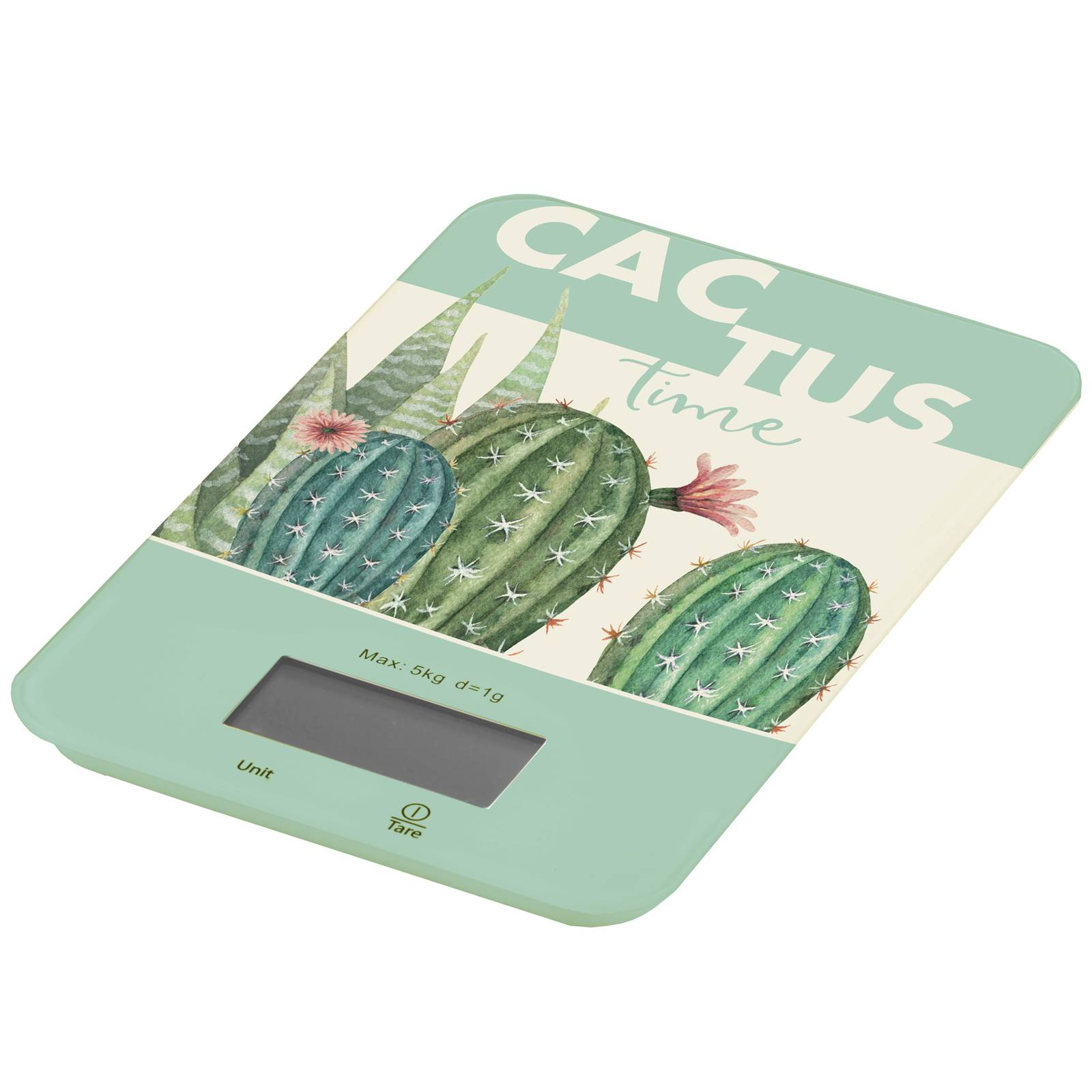 Waga kuchenna Cactus 5kg AMBITION