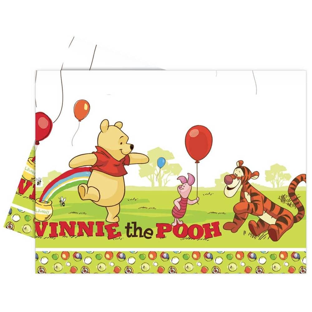 Nappe en plastique Winnie the Pooh 120 x 180 cm DISNEY