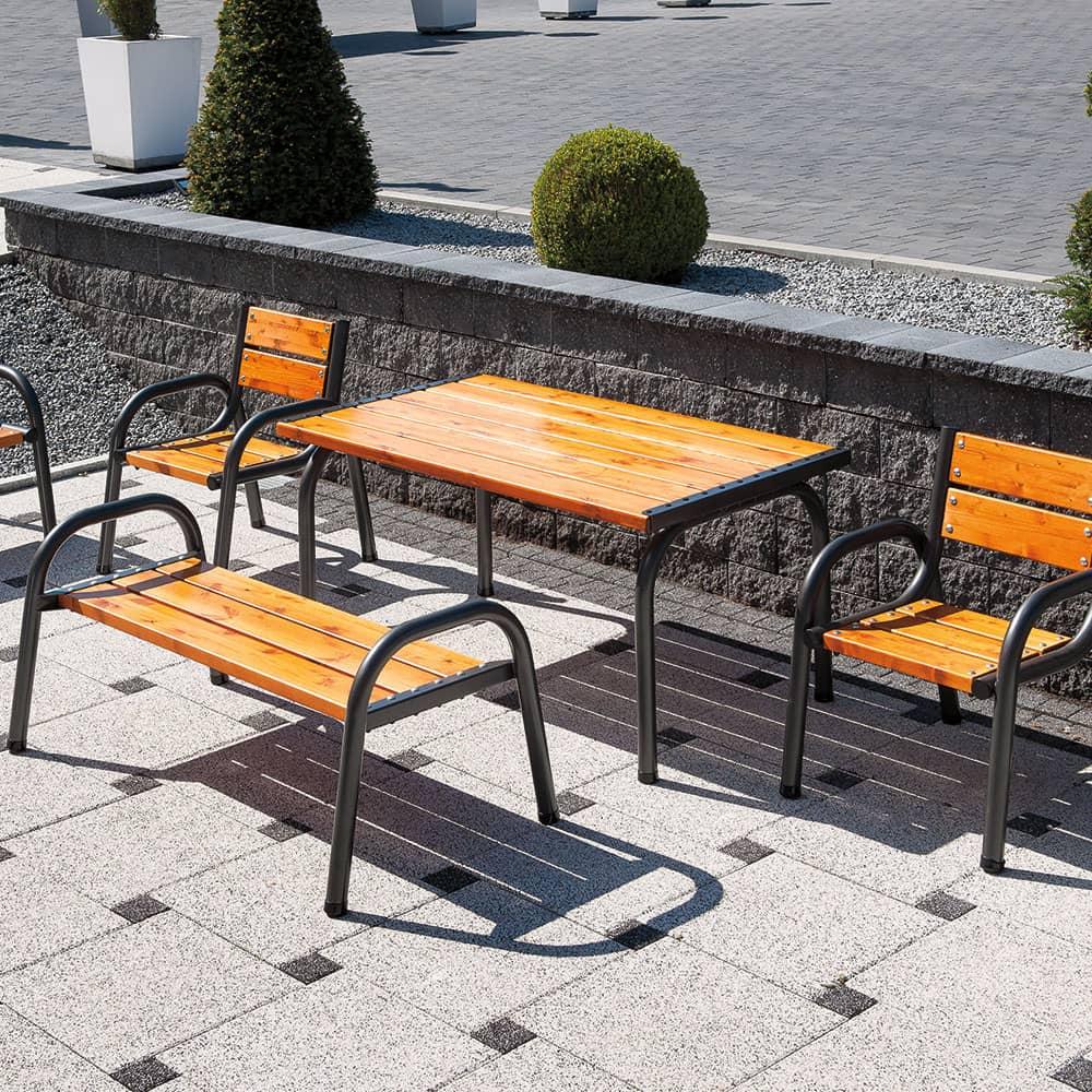 Stół Park Lux 151 x 86 x 73 cm PATIO