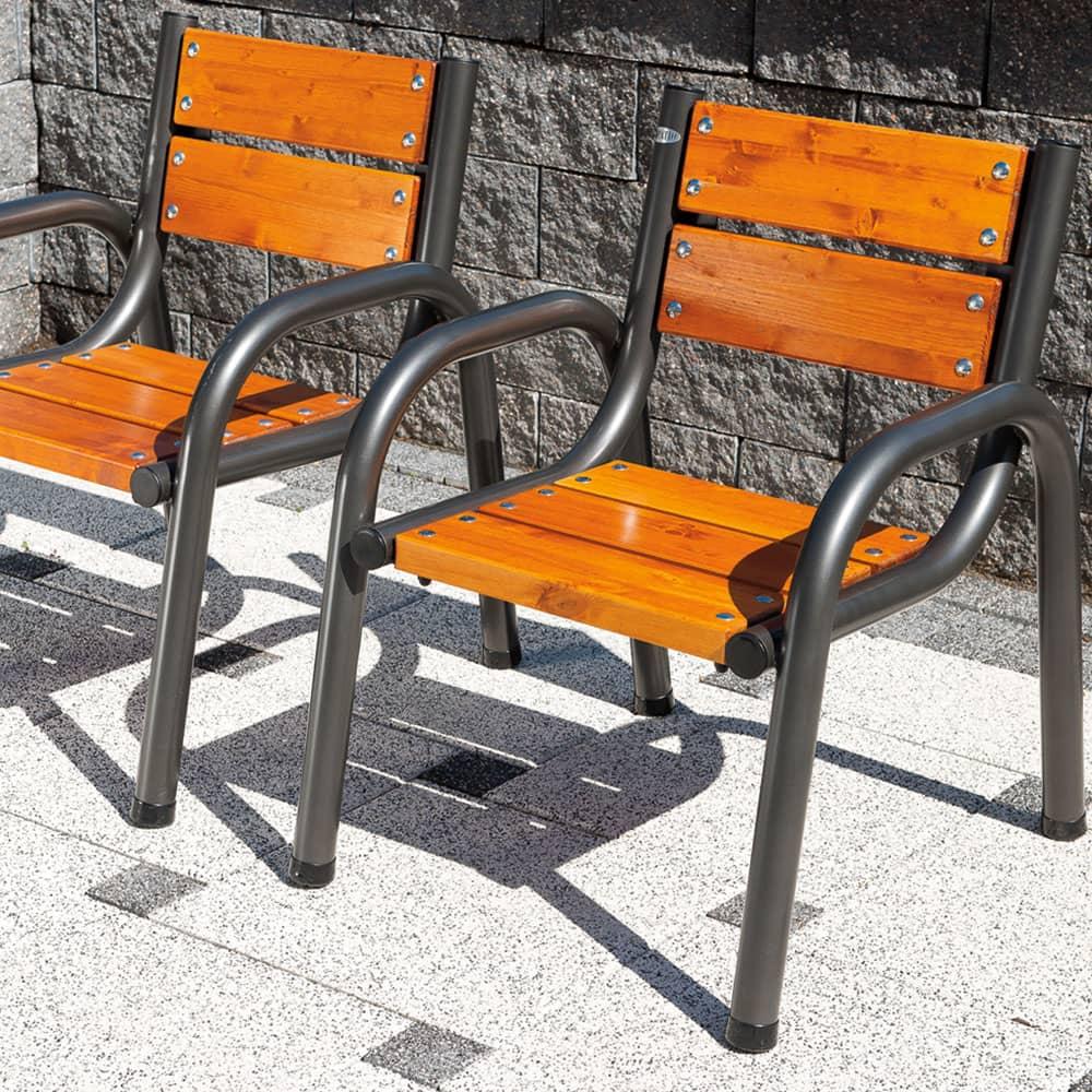 Scaun Park Lux 65 x 74 x 86 cm PATIO