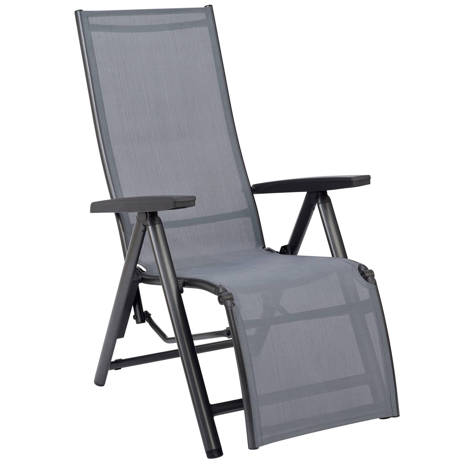 Fotel Relax Cirrus antracytowy KETTLER