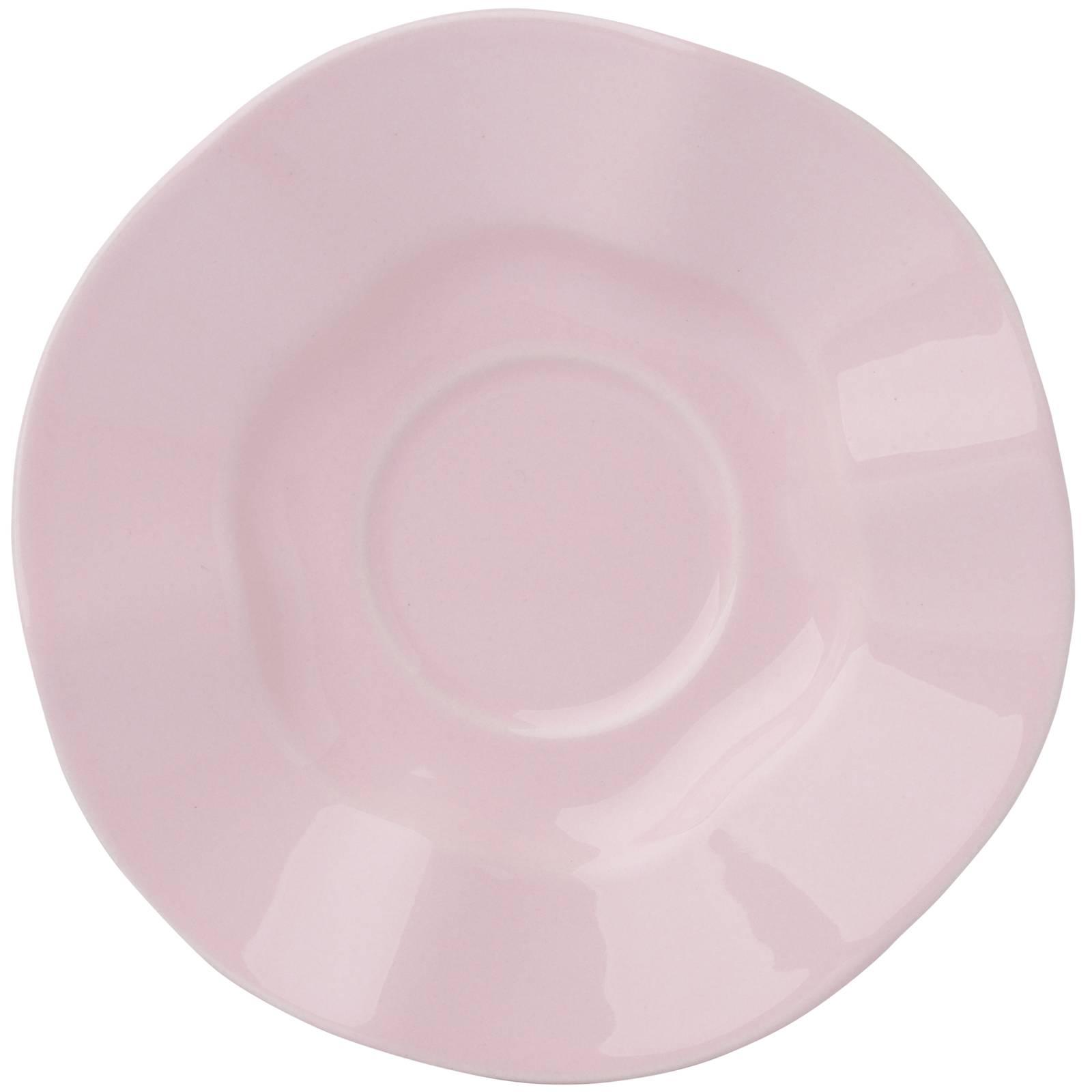 Untertasse Diana Rustic Pink 15 cm AMBITION