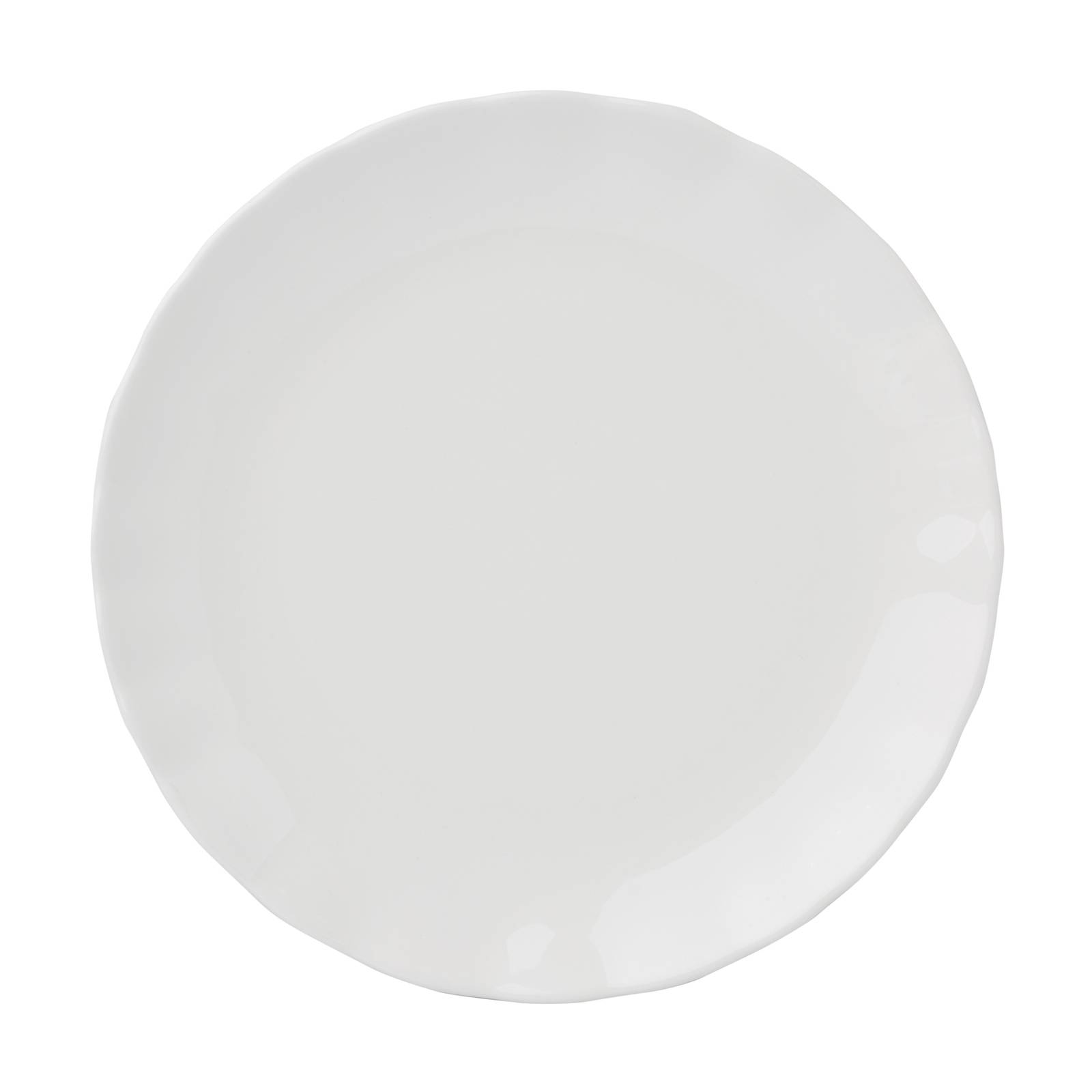 Talerz obiadowe Diana Rustic Cream 27 cm AMBITION