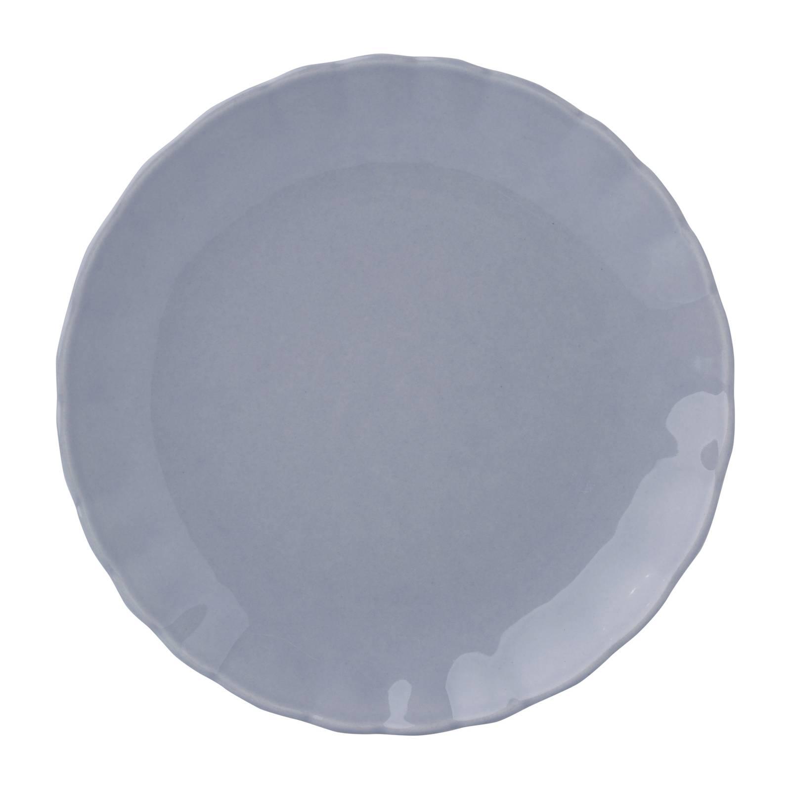 Talerz obiadowe Diana Rustic Grey 27 cm AMBITION