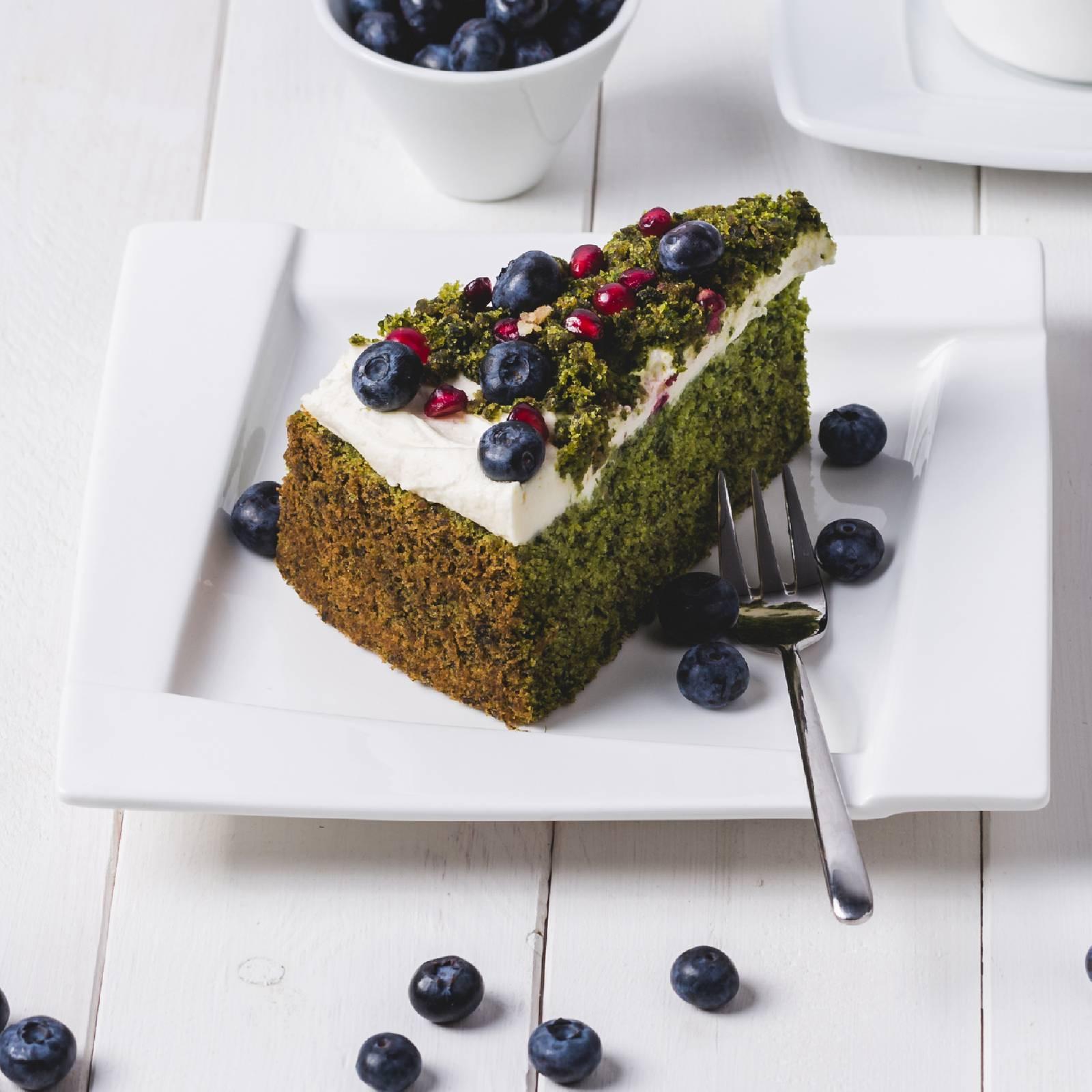 Dessertteller KUBIKO quadratisch 20cm