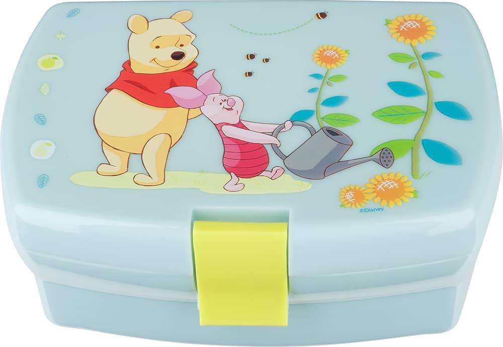 Boîte à petit-déjeuner/lunch Winnie the Pooh 16,5 x 11,5 cm DISNEY