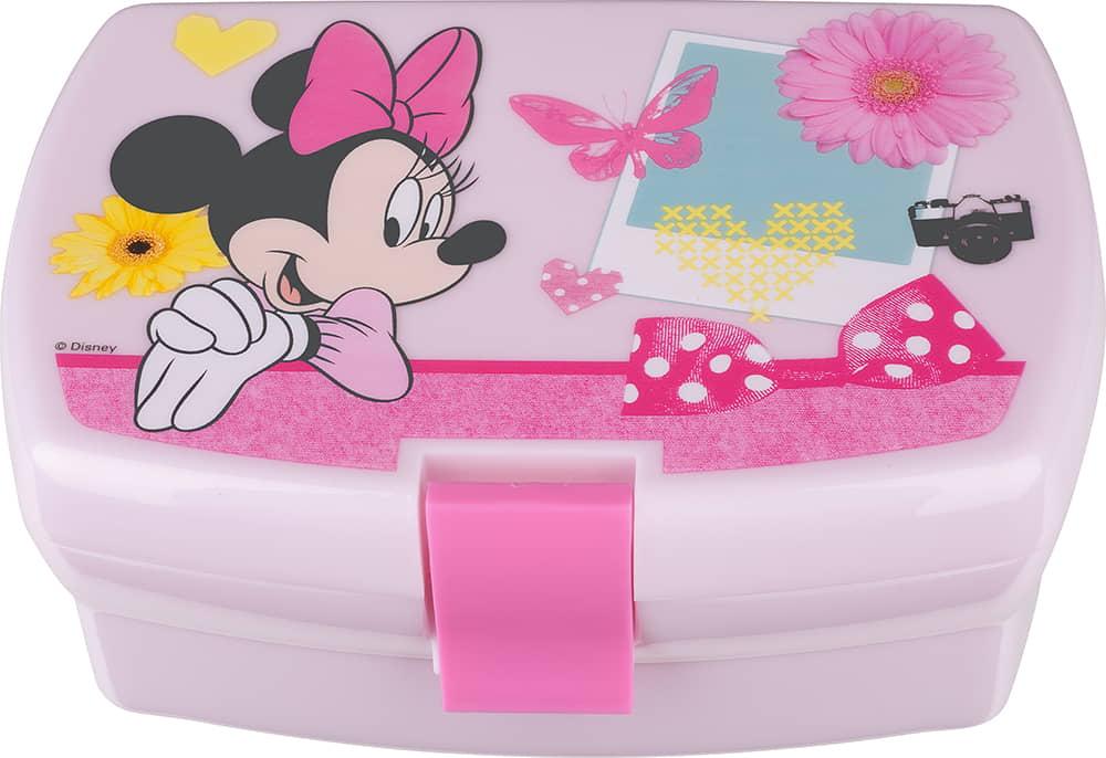 Svačinový box Minnie DISNEY