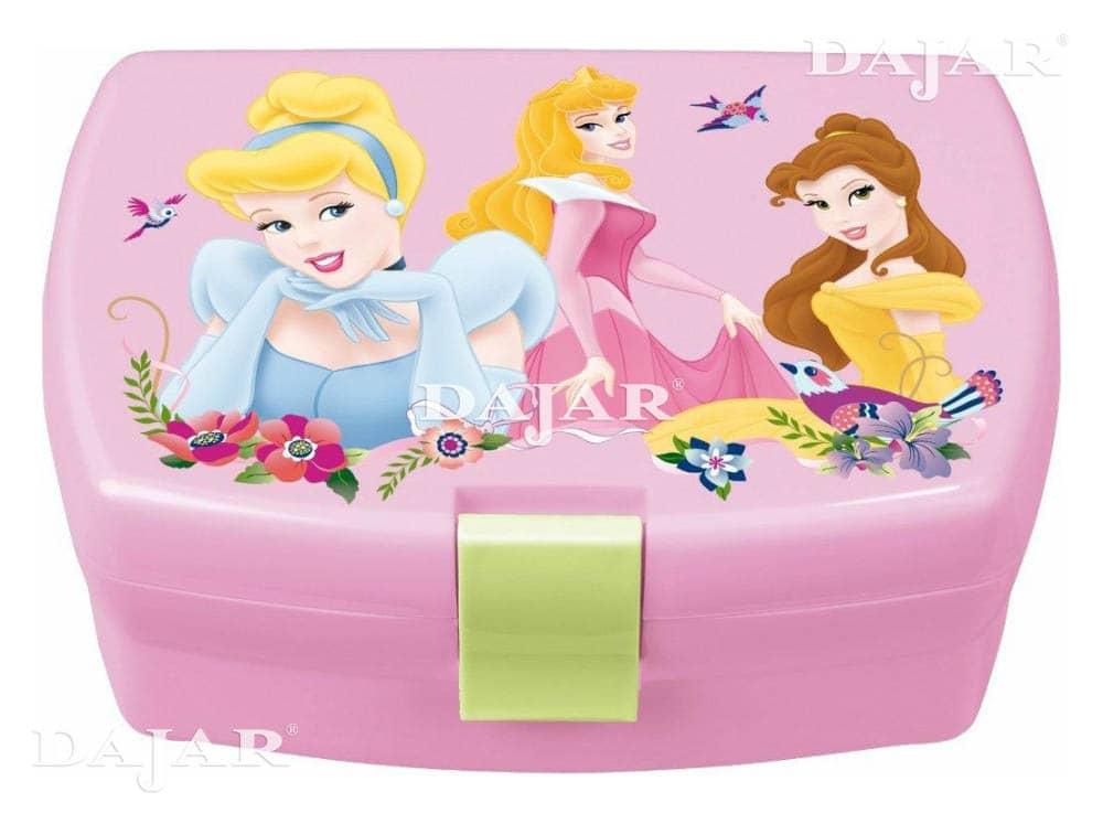 Caja merienda Princesas Sueños 18 x 11,5 cm DISNEY