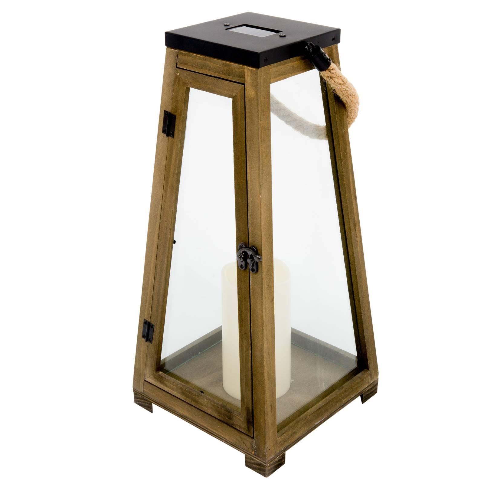 Latarnia ogrodowa / Lampion LED 20 x 20 x 43 cm MY HOME