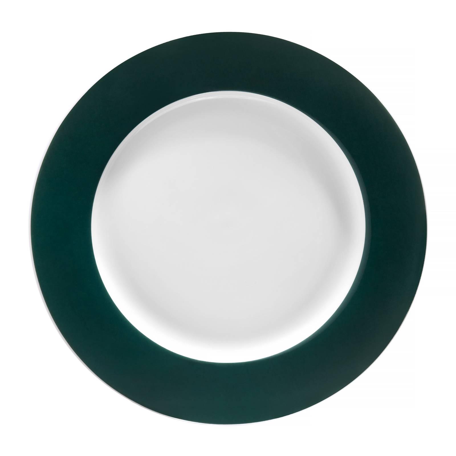 Talerz deserowy Aura Green 19 cm AMBITION