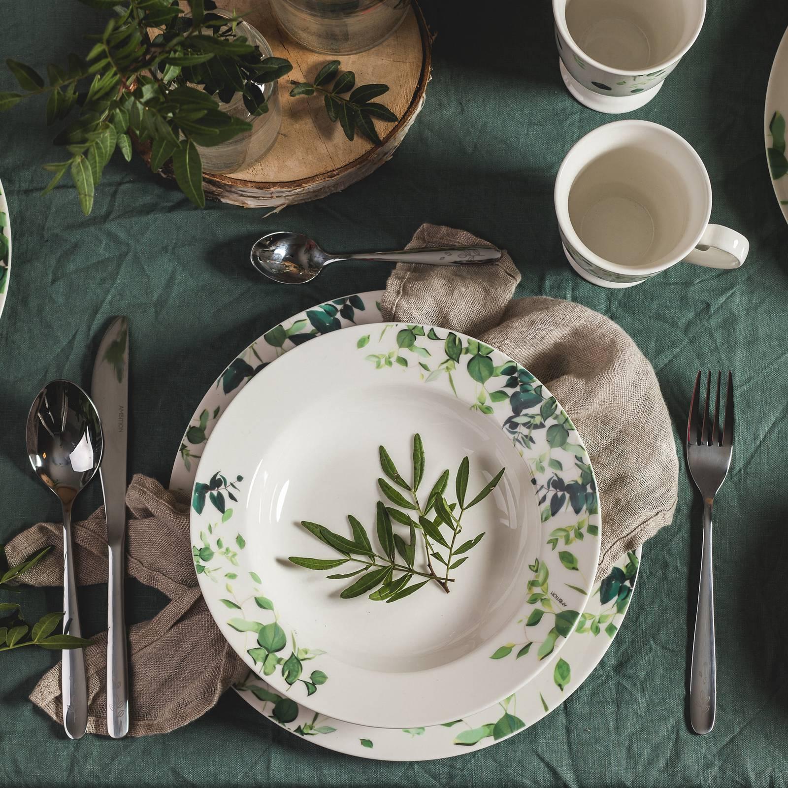 Serwis obiadowy Bizet 18-elementowy AMBITION