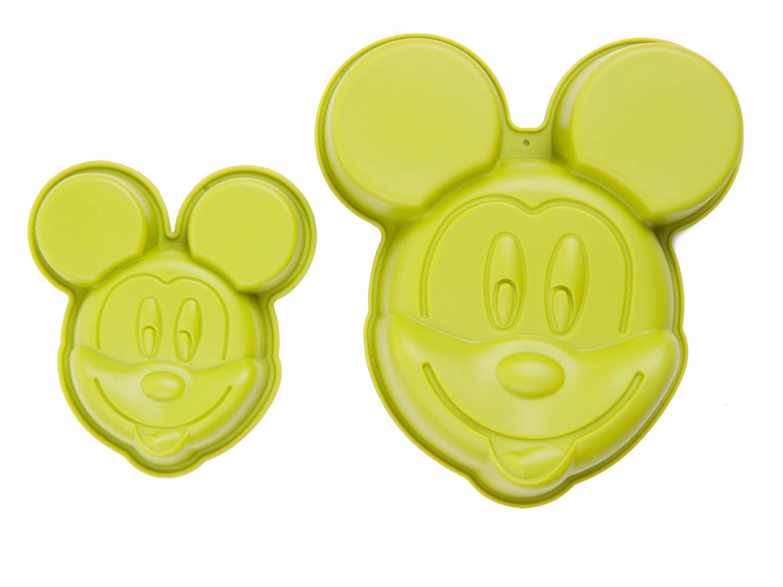 Forma silikonowa Mickey 2 szt. DISNEY