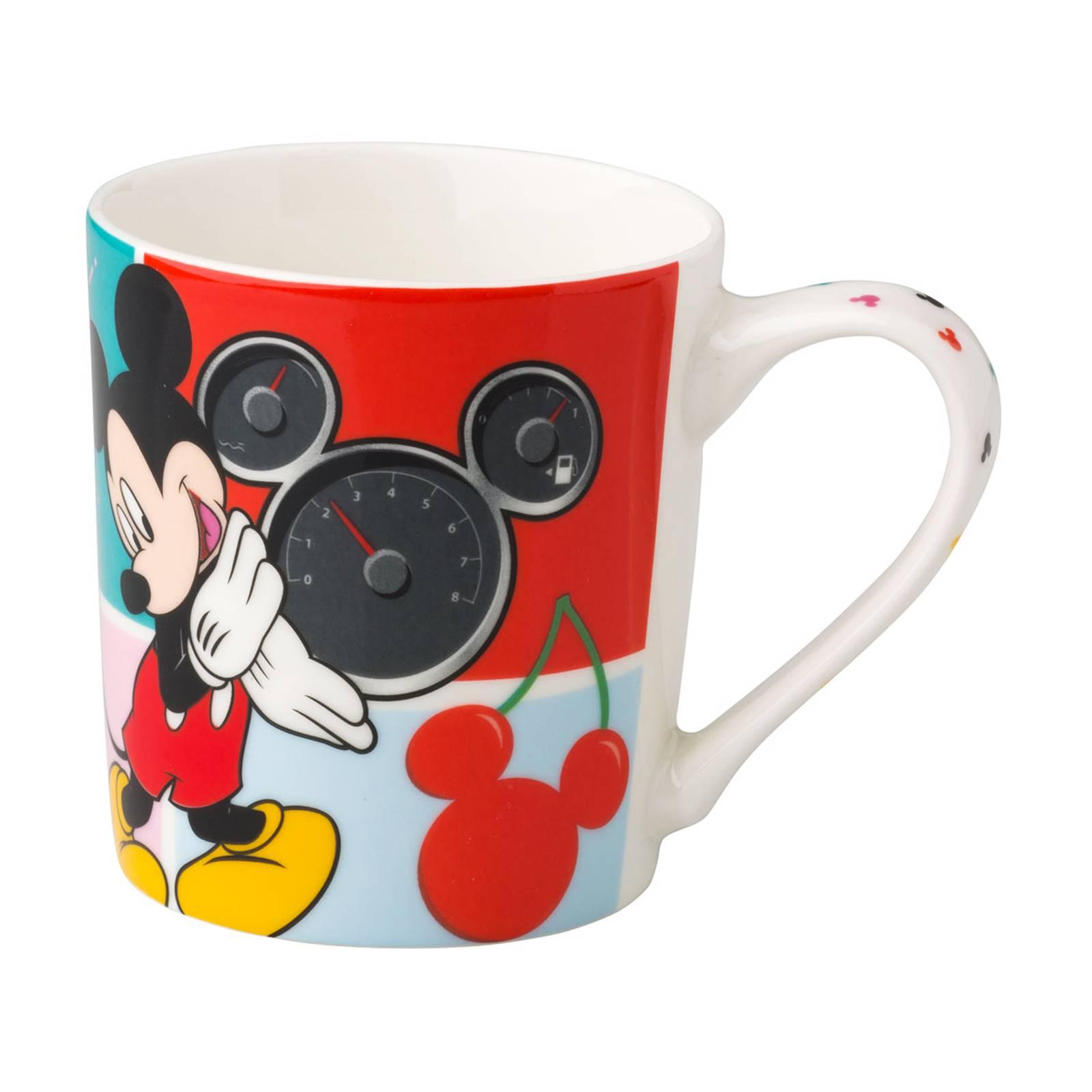 Kubek porcelanowy Myszka Mickey Everywhere 280 ml DISNEY