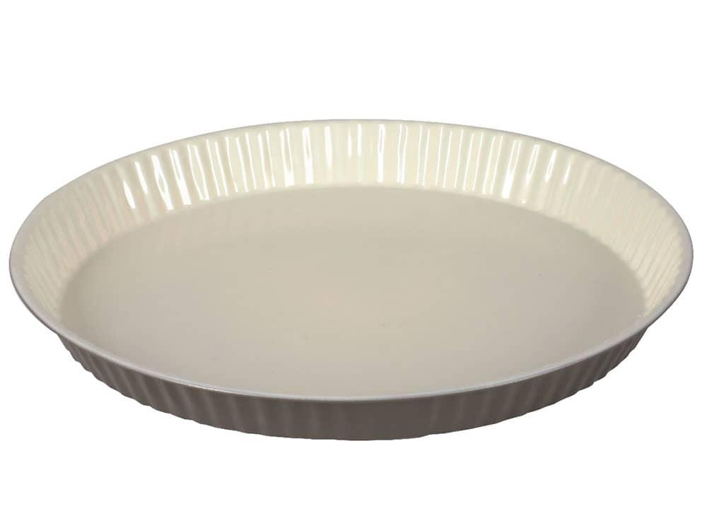 Forma do tarty z powłoką ceramiczną Fusion Fresh 31 cm brązowa  AMBITION