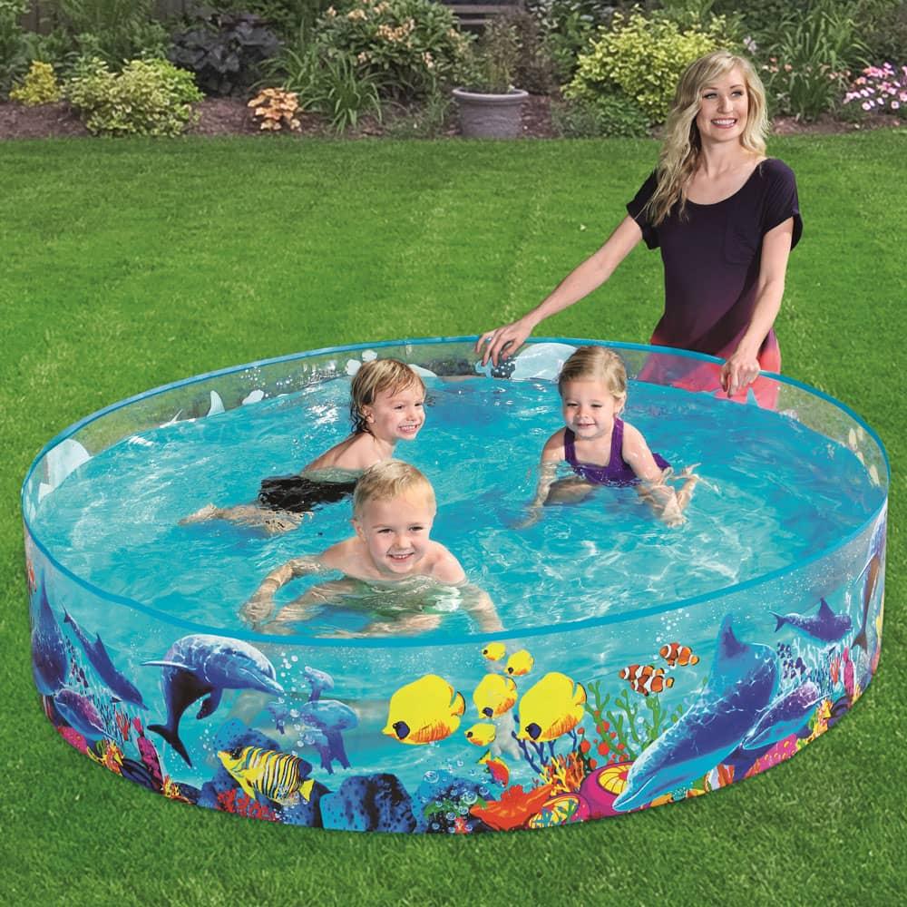 Basen rozporowy Fill 'n Fun Odyssey Pool 183 x 38 cm BESTWAY