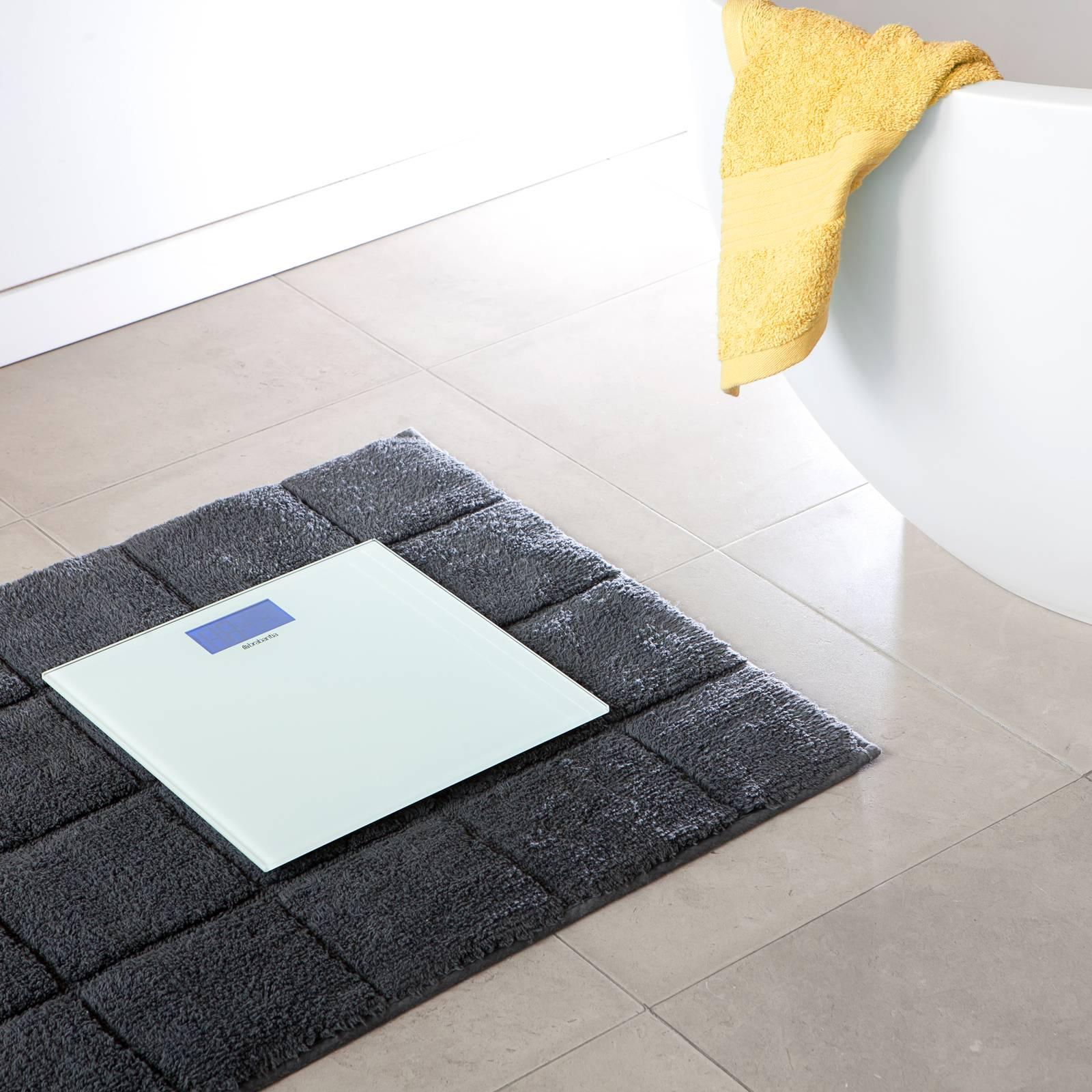Elektroniczna waga łazienkowa 180 kg biała BRABANTIA