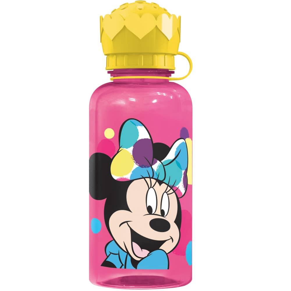 Water bottle with cork Minnie 3D 500 ml DISNEY