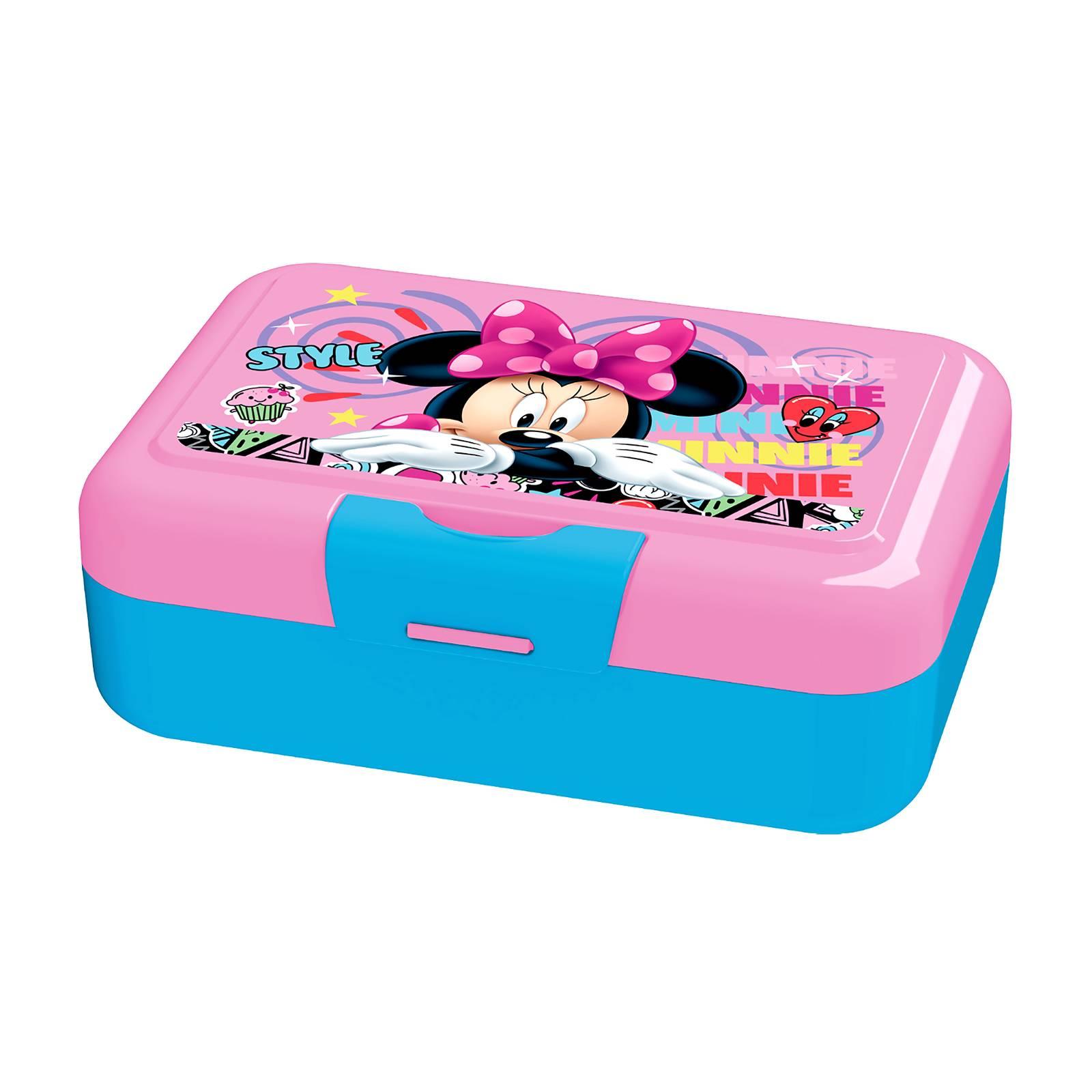 Svačinový box Minnie Classic 16,5 x 11,5 cm DISNEY
