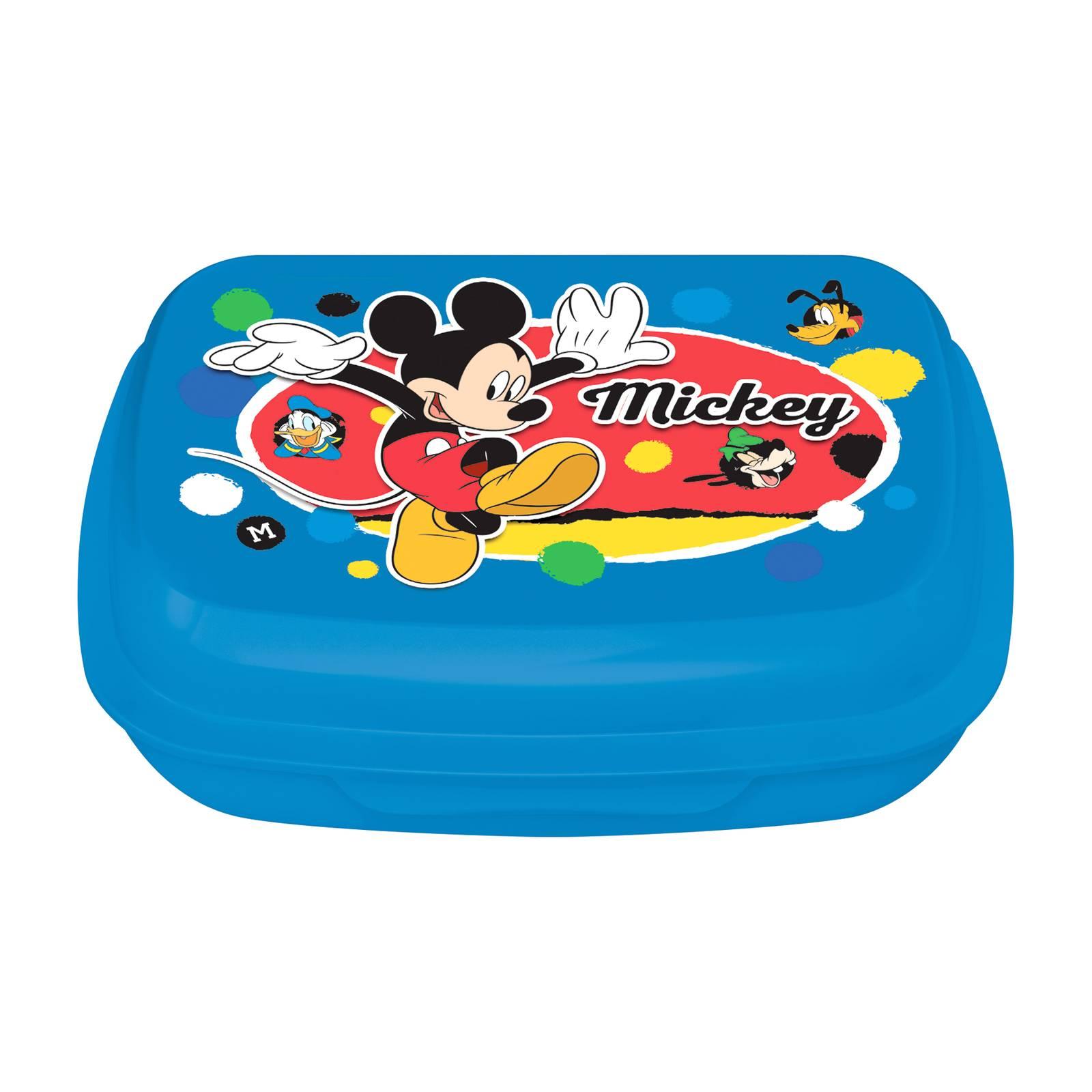 Svačinový box Mickey Classic 18 x 13 cm DISNEY