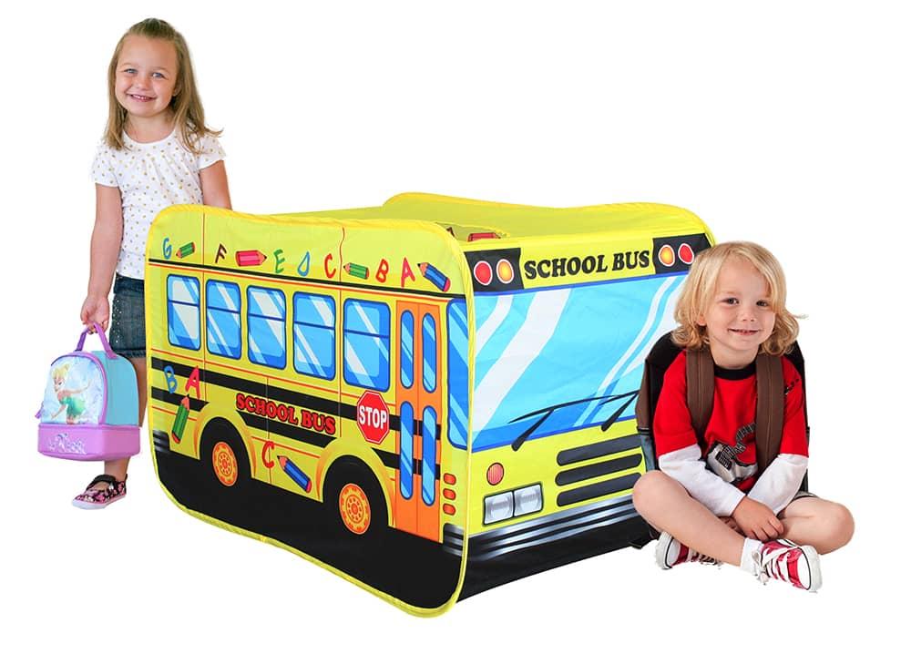 Namiot autobus szkolny