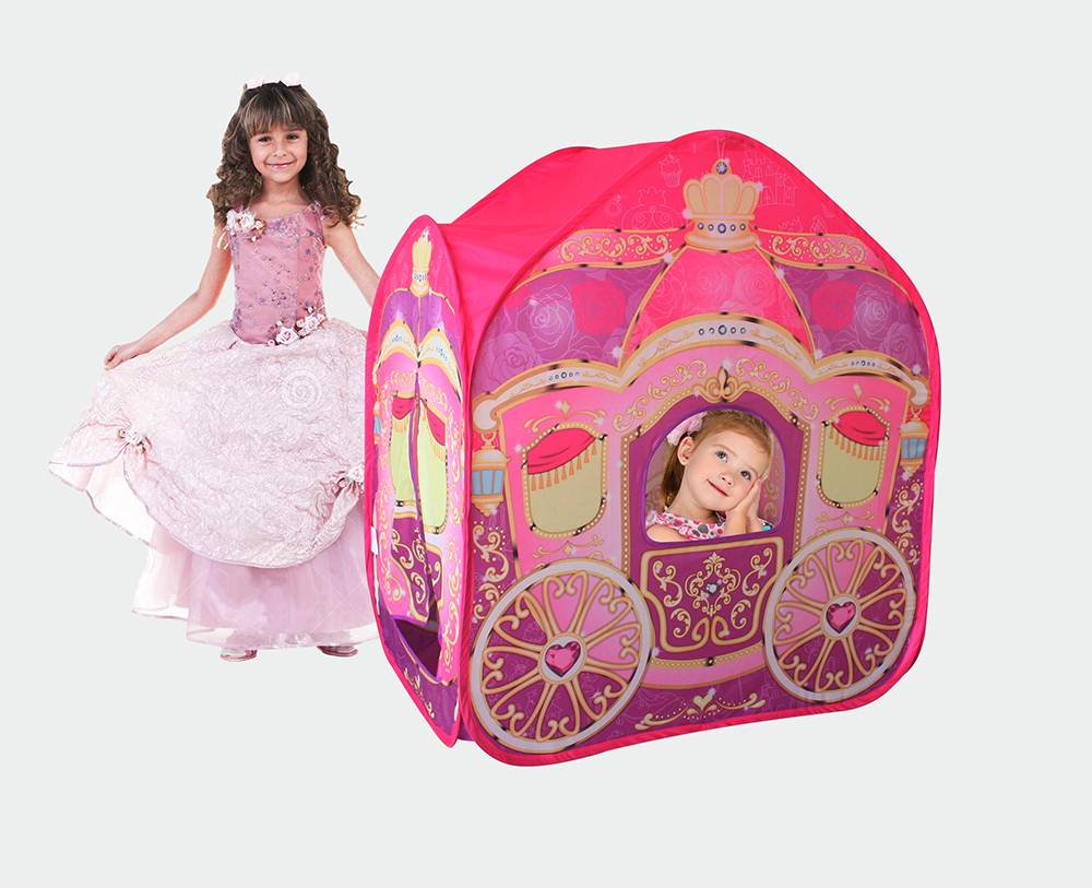 Namiot kareta księżniczki