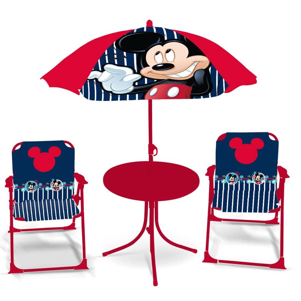 Komplet mebli dla dzieci Mickey DISNEY