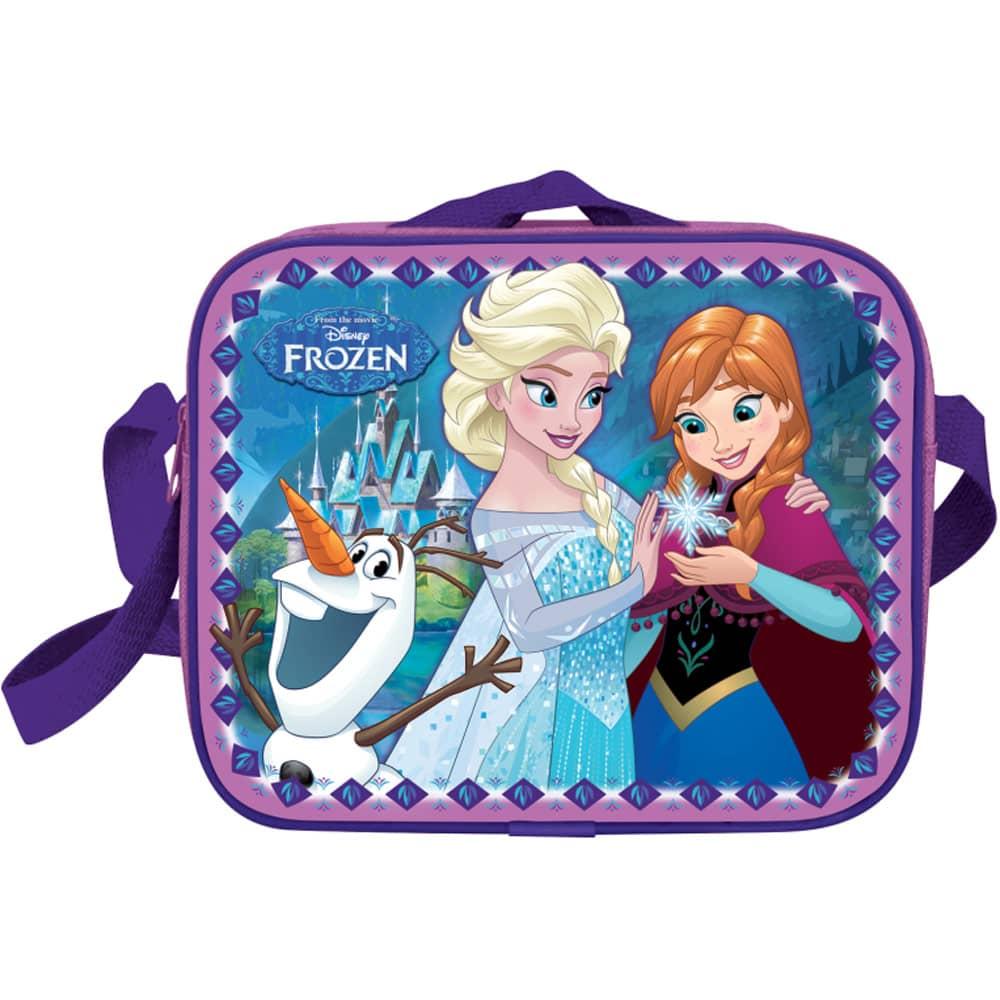Svačinová sada Frozen 3-díly DISNEY