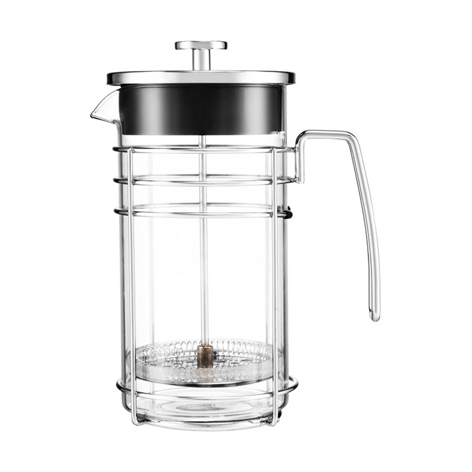 Kaffeezubereiter Aroma mit Metallgriff 1000 ml AMBITION