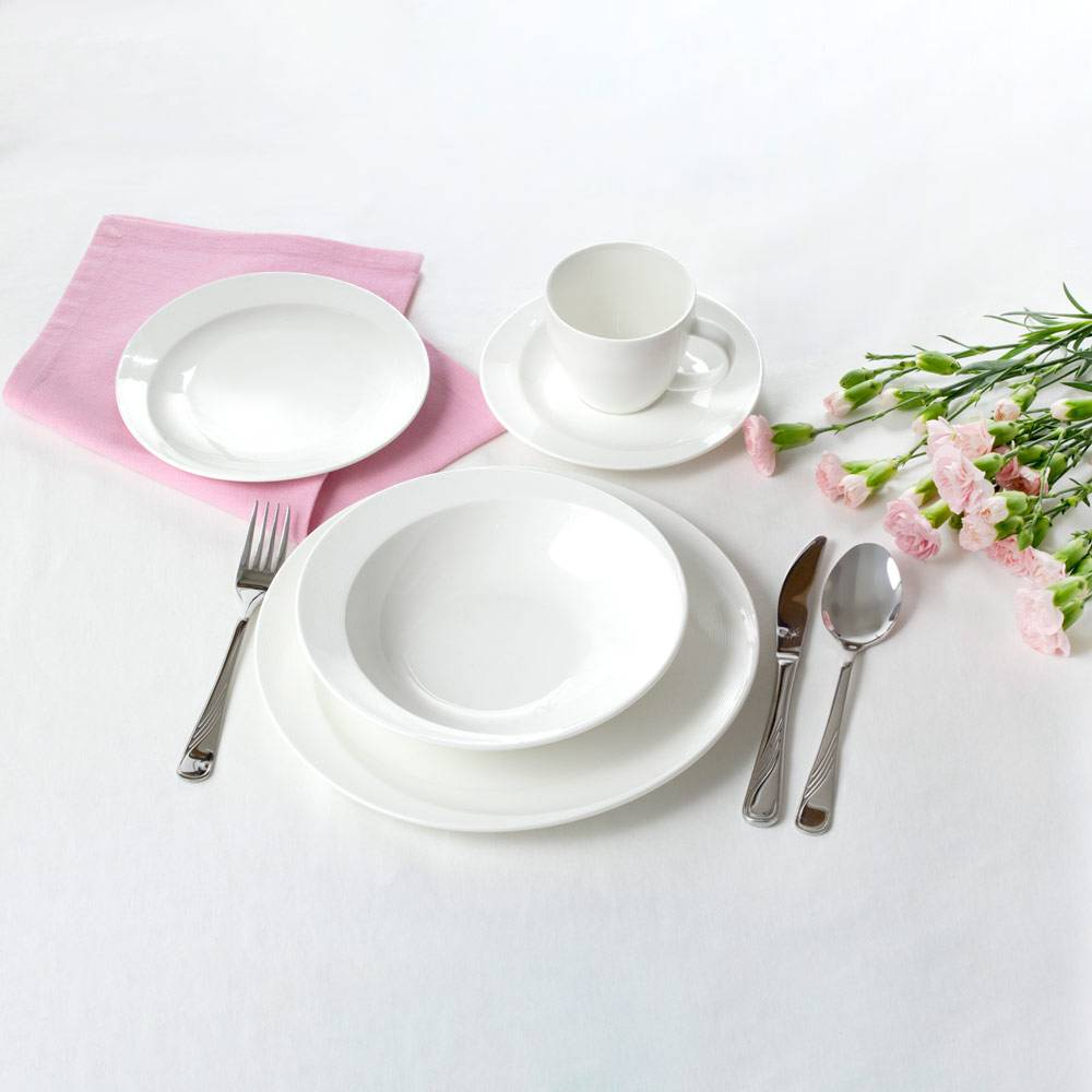 Dinner set Tiffany 30 pcs AMBITION