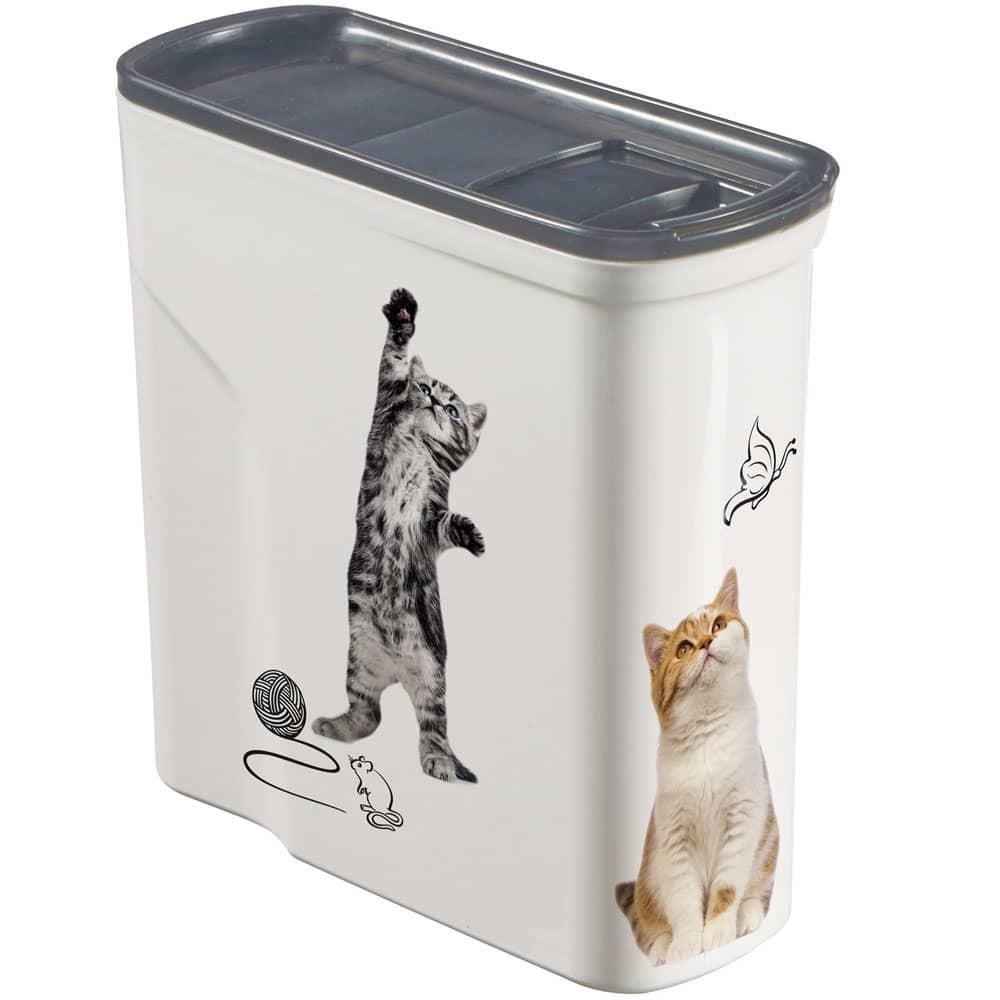 Pojemnik na karmę Pet Life 2 L koty CURVER