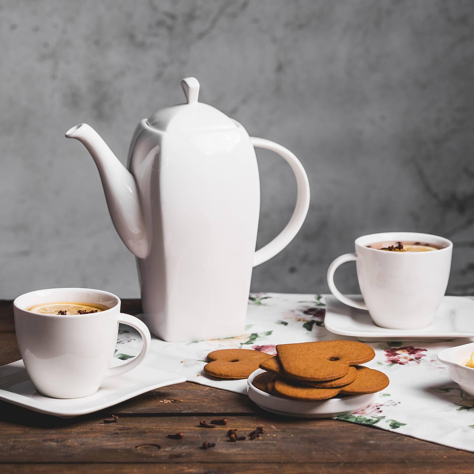 Kaffee-Set Welle 23 Tlg. AMBITION