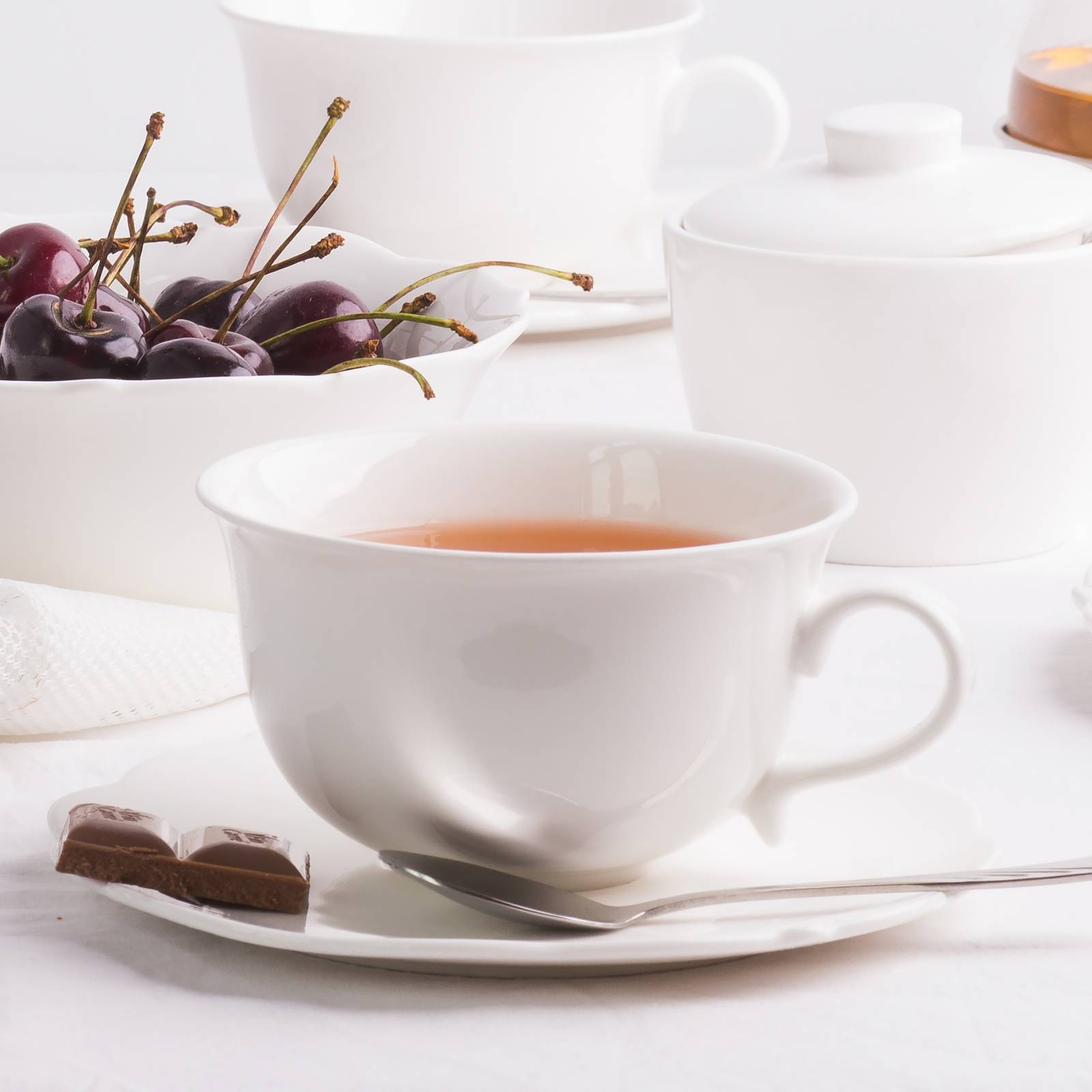 Kaffee Set Grace 12-Tlg. AMBITION