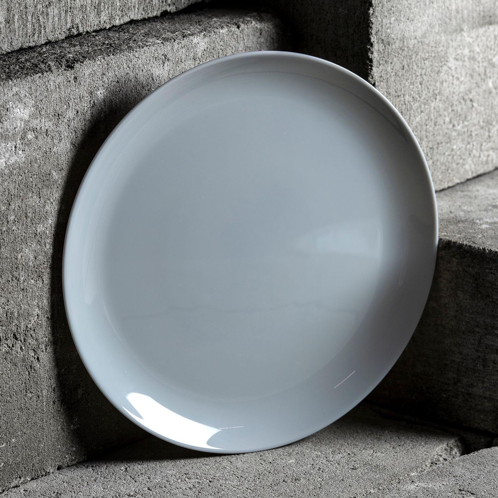 Talerz obiadowy Diwali granit 27 cm LUMINARC