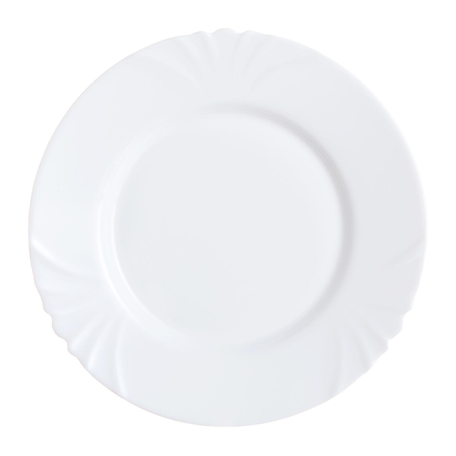 Jídelní servis Cadix 18-dílů LUMINARC (Hluboký talíř 22,5 cm)