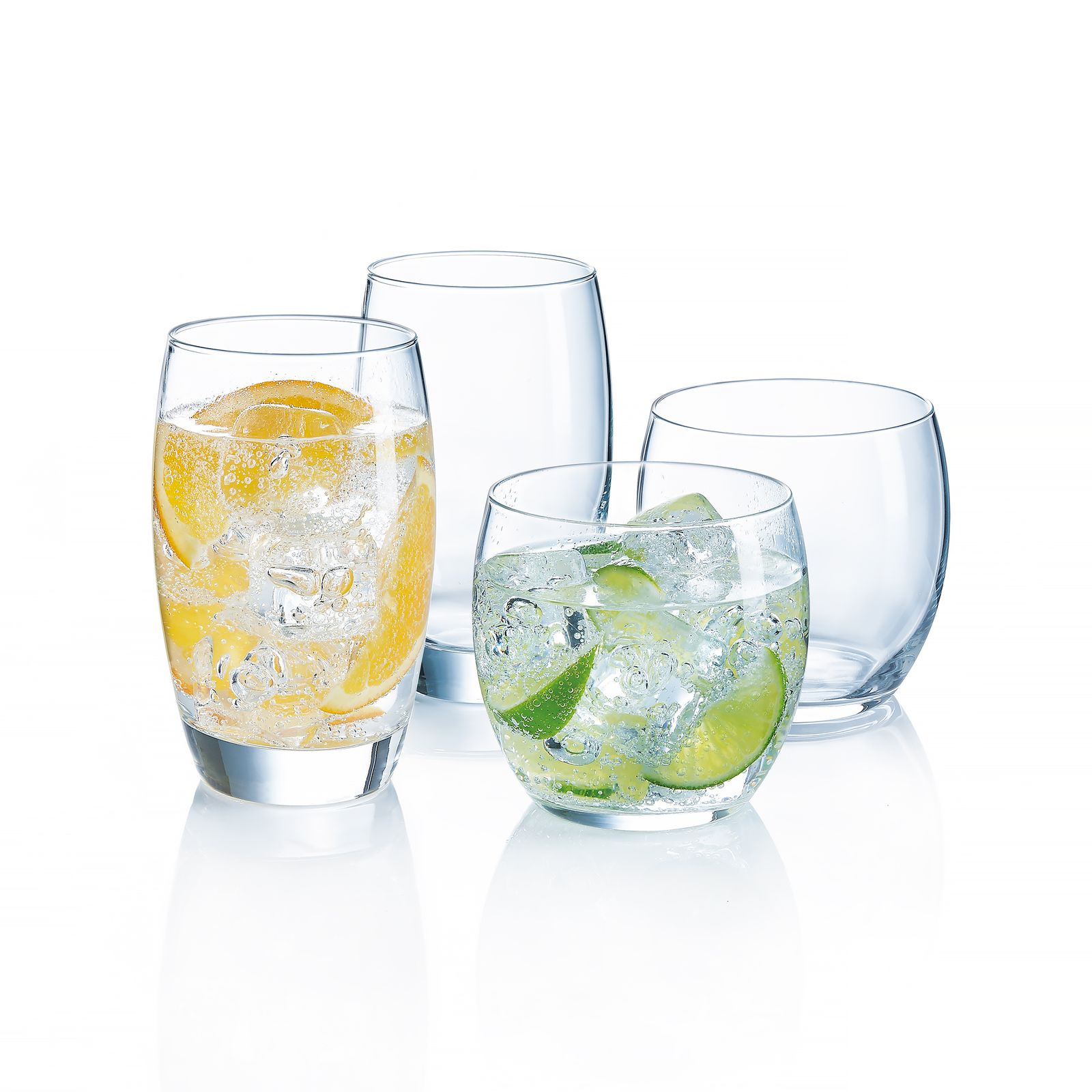 Set of 6 glasses Versailles 350 ml LUMINARC