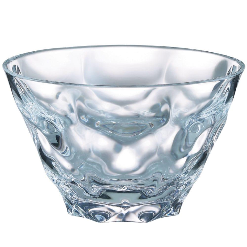 Komplet 3 pucharków deserowych Iced Diamant 350 ml transparentny LUMINARC