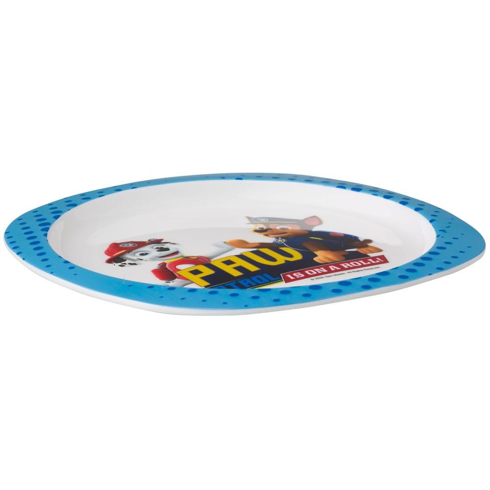 Plastový talíř Tlapková Patrola Boys 22 cm NICKELODEON