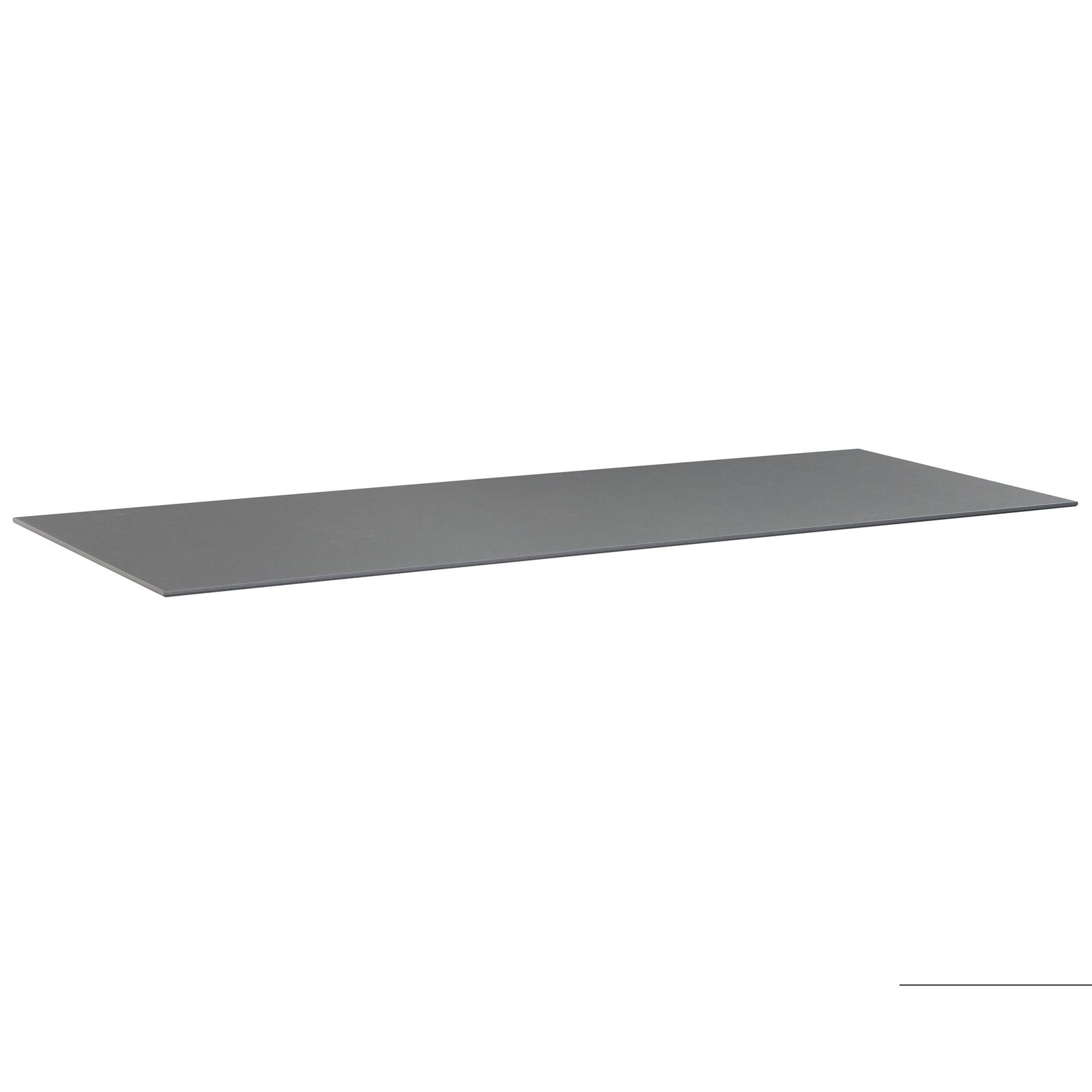 Blat stołu Kettalux Plus 220 x 95 cm szary KETTLER