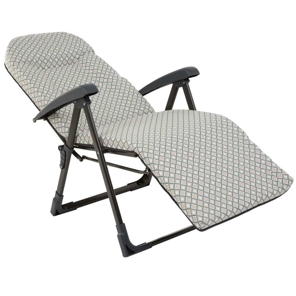 Garden reclining chair Galaxy Plus H032-06PB PATIO