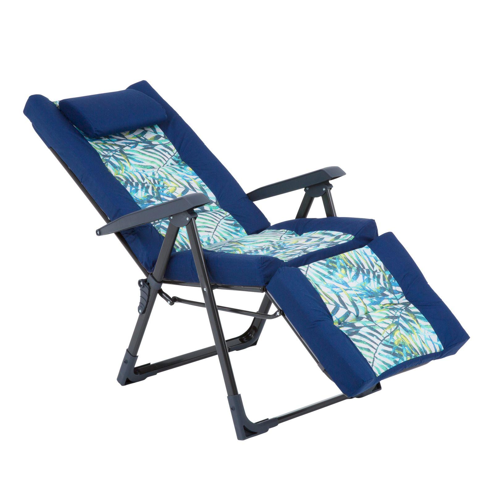 Fotel Eljas Plus L137-01PB PATIO