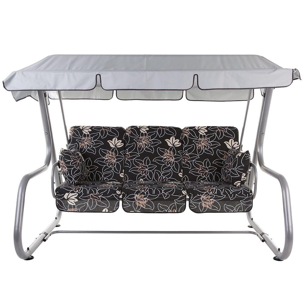 RIMINI Garden Swing / Hammock With Cushions A036-17LB PATIO