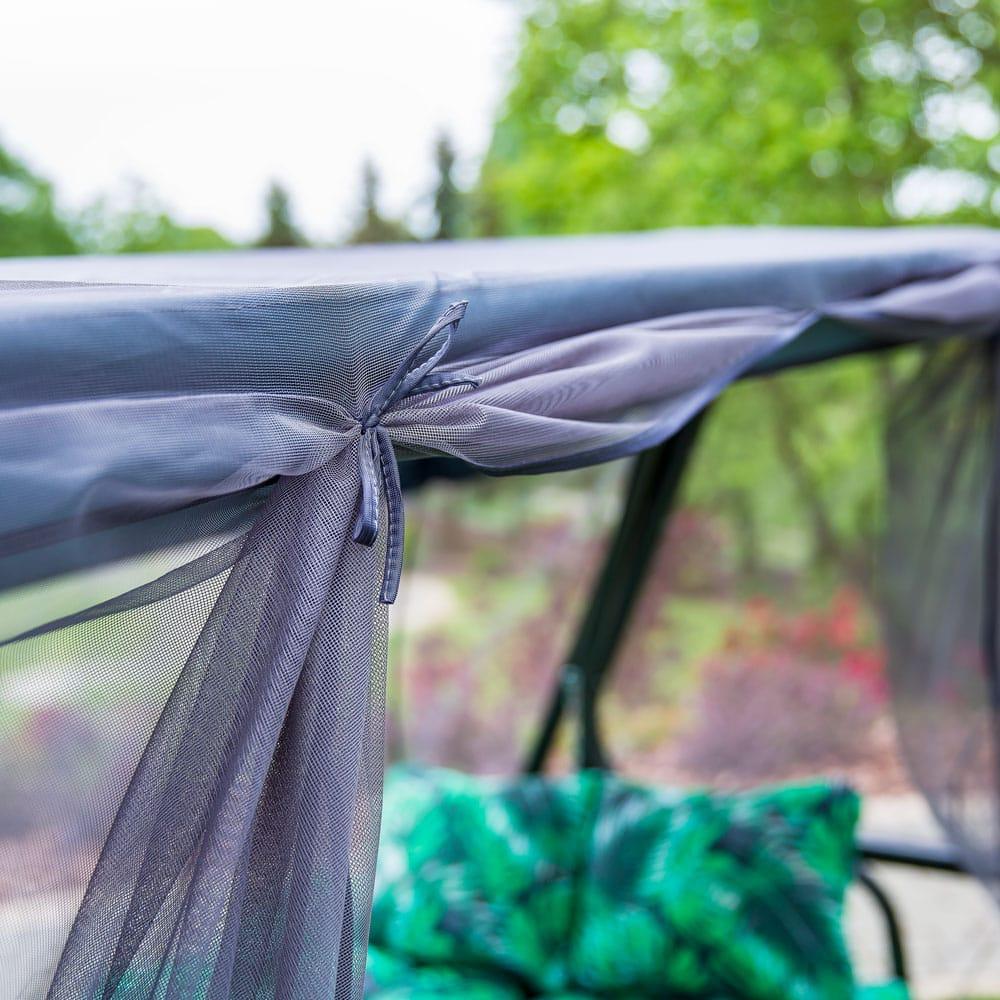 Garden swing hammock Celebes Plus H40-02PB PATIO