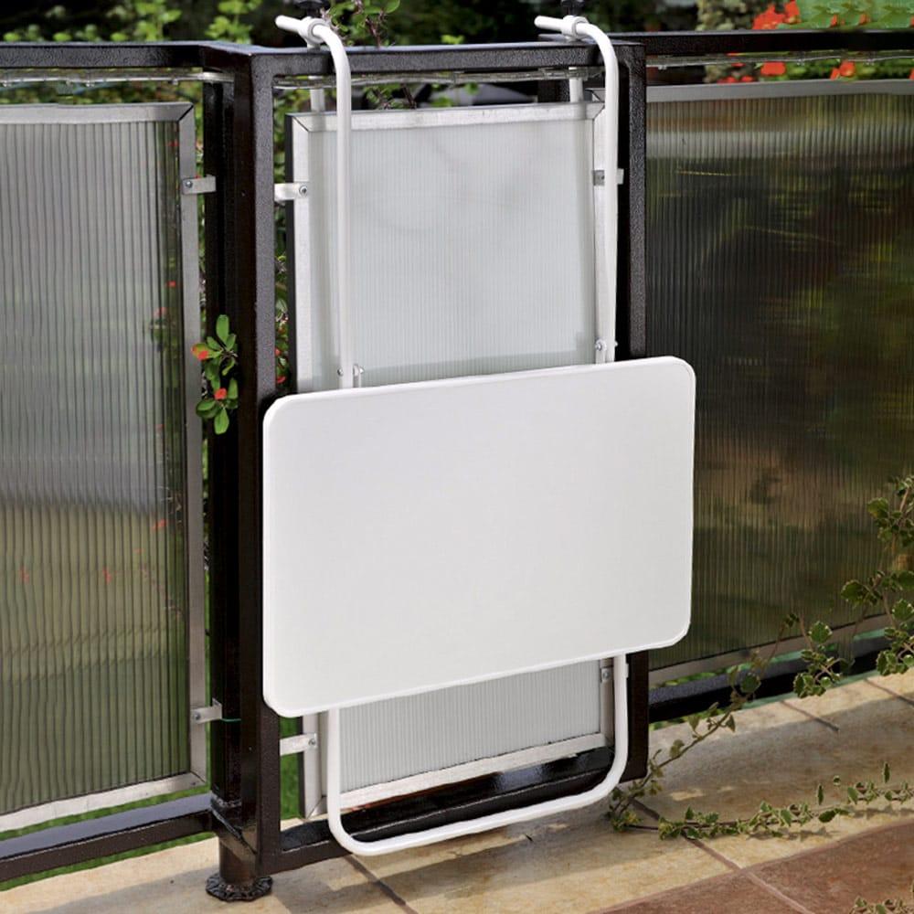 Stolik balkonowy 40 x 60 cm PATIO