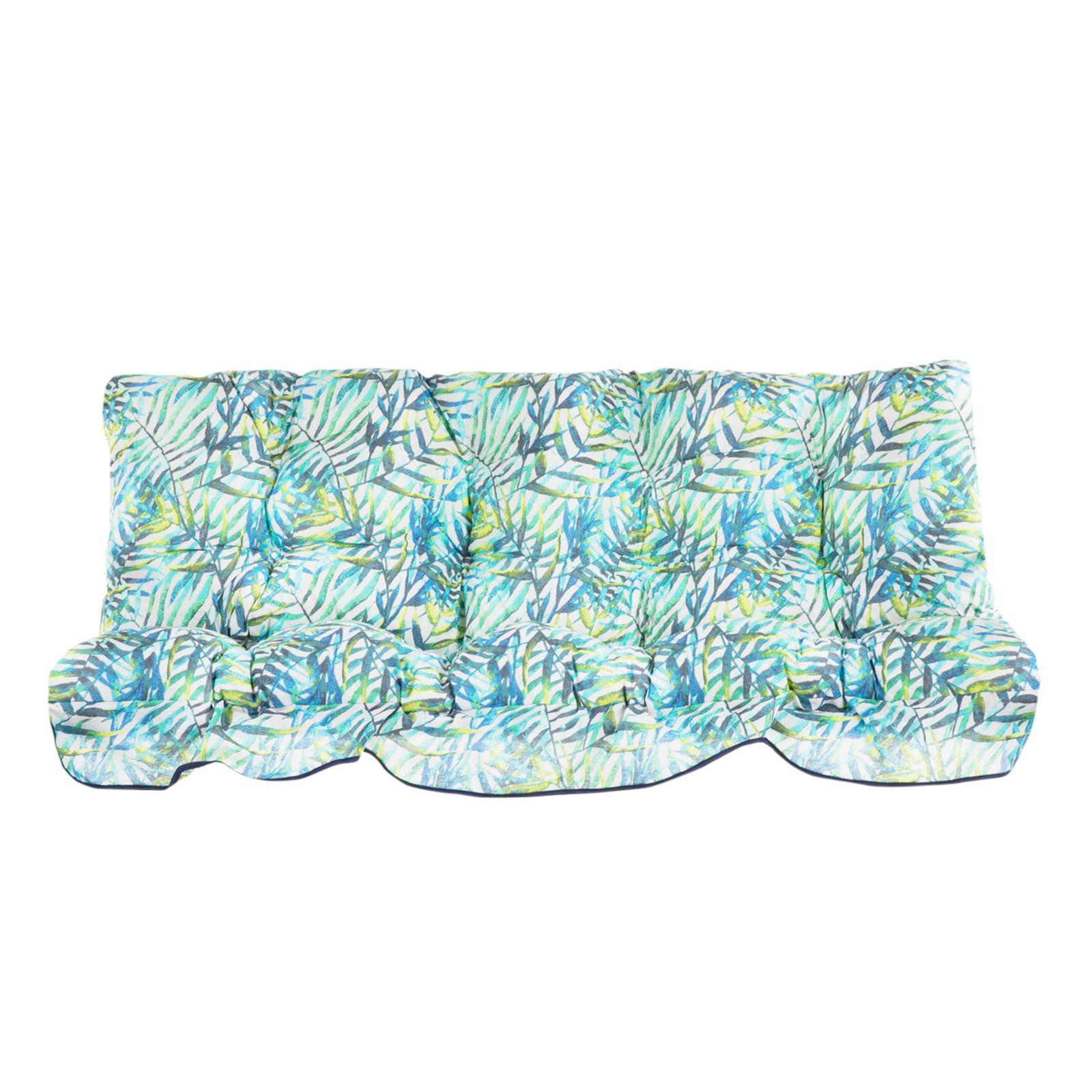 Poduszki z daszkiem na huśtawkę 150 cm Piemont G045-01PB PATIO