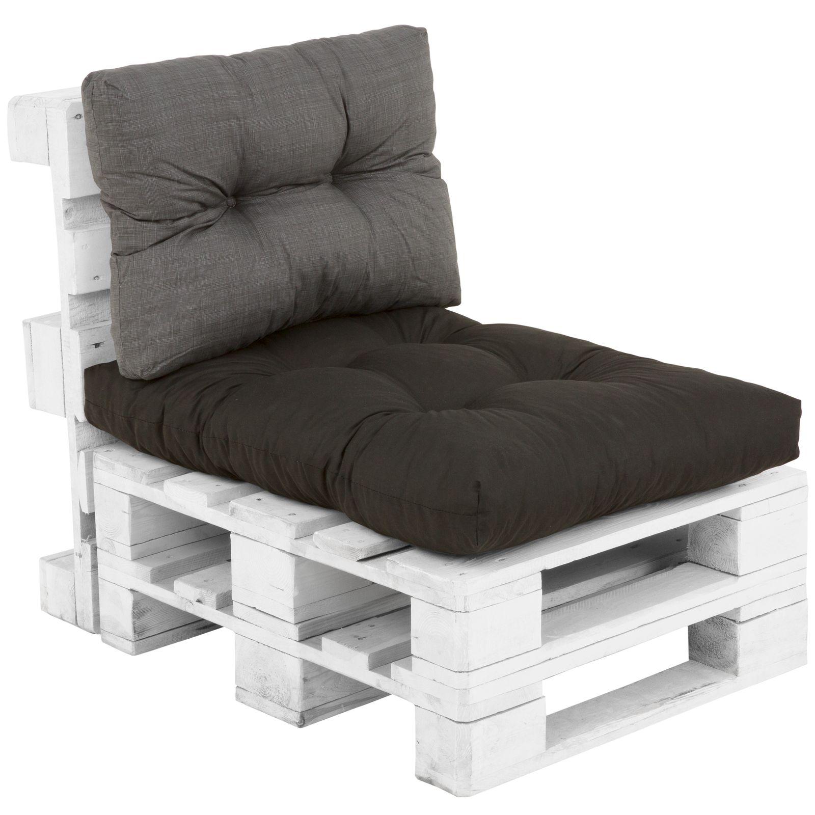 Poduszka oparcie na fotel z palet Termi H024-07PB PATIO