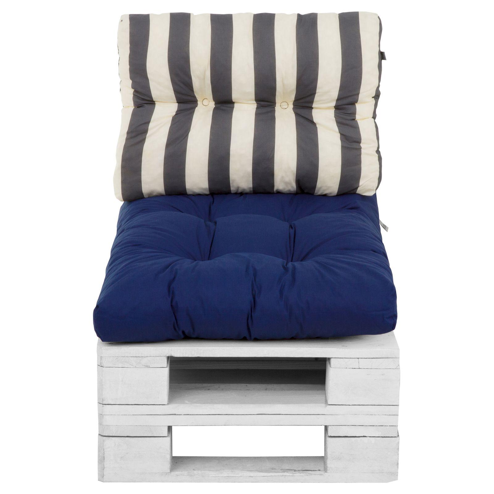 Poduszka oparcie na fotel z palet Termi C009-06PB PATIO