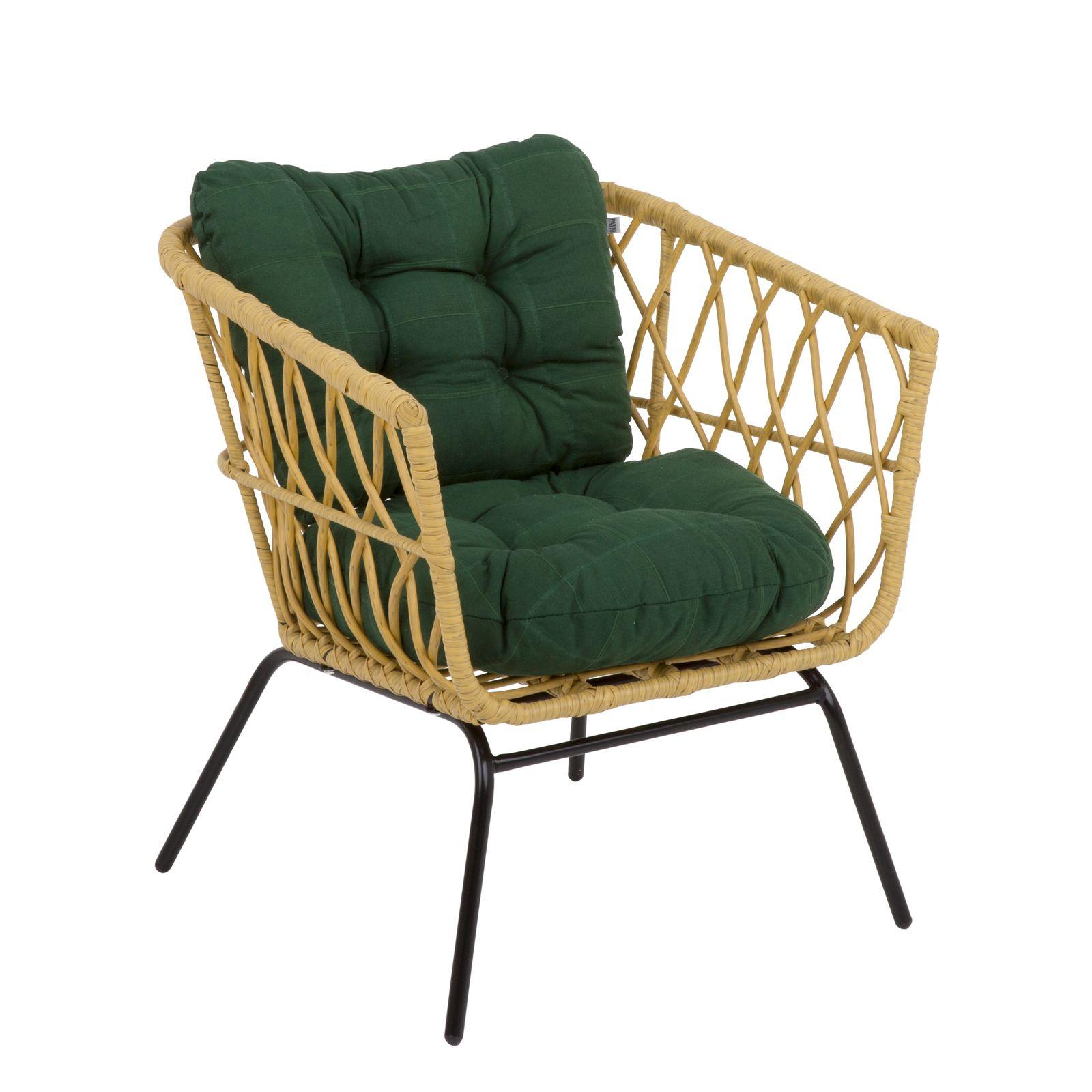 Poduszki na fotel 55 cm Marocco D007-02BB PATIO