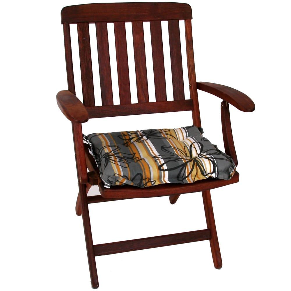 Cojín para asiento Malezja Sitz 5 cm 1078-16 PATIO