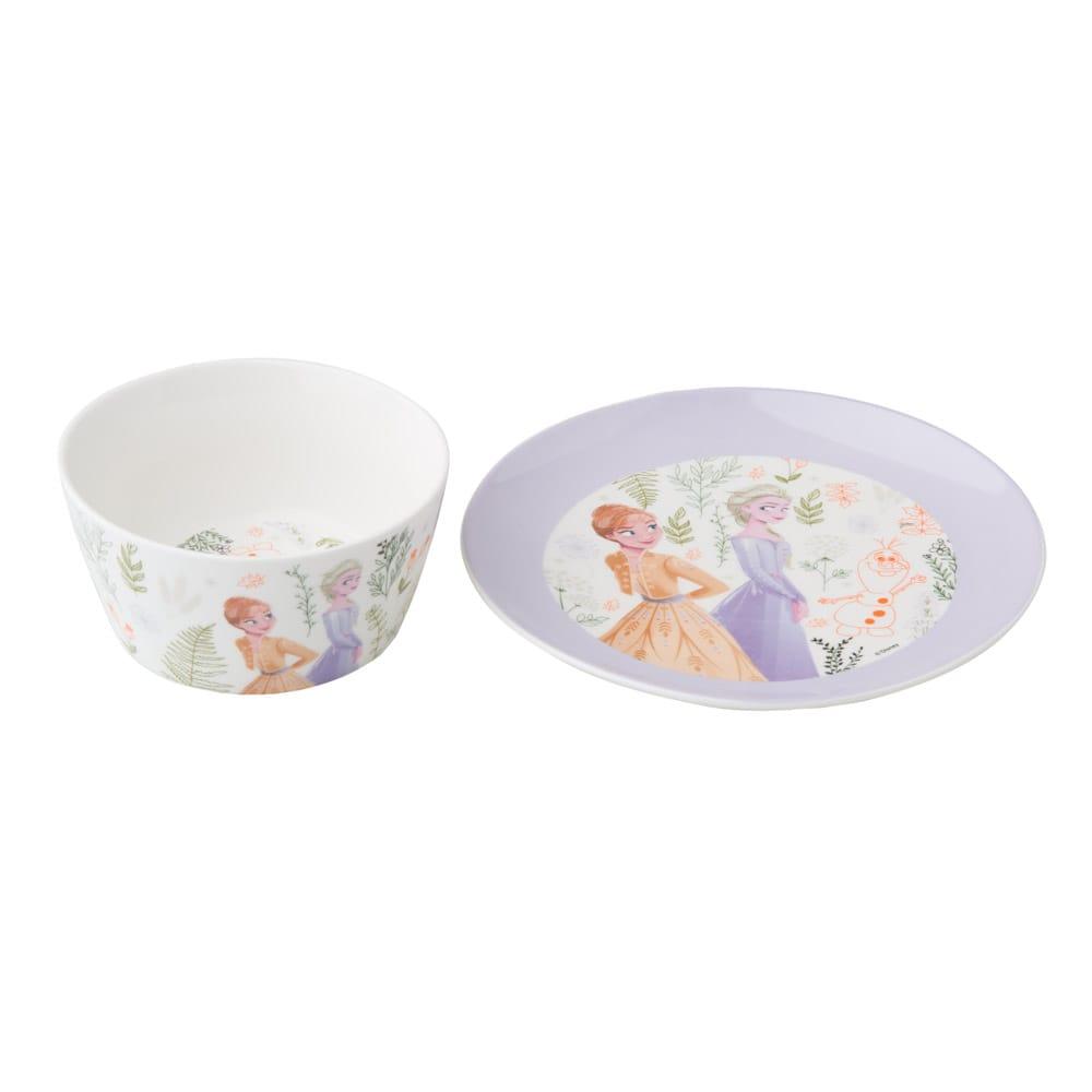 Porcelánová miska Frozen II Herbal 13 cm DISNEY