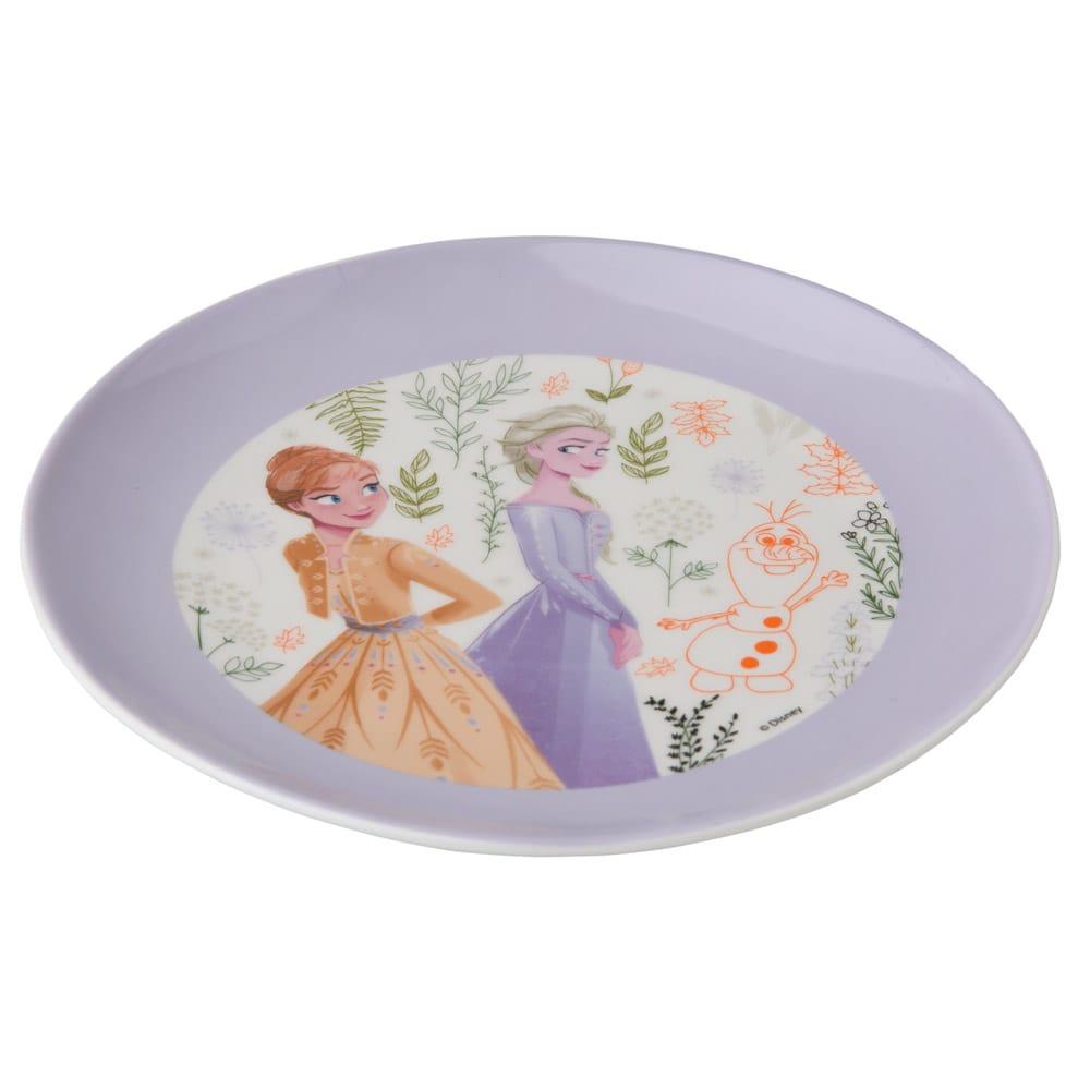 Porcelánový talíř Frozen II Herbal 19 cm DISNEY